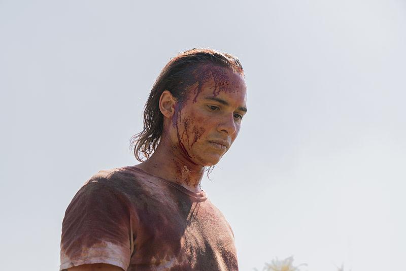 Frank Dillane as Nick Clark — Fear The Walking Dead Season 2, Episode 8