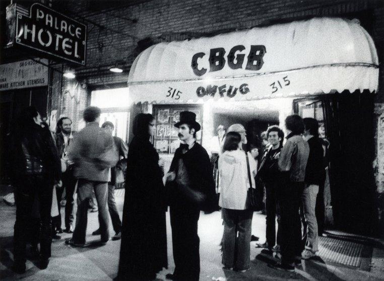 Bowery Halloween, 1978.