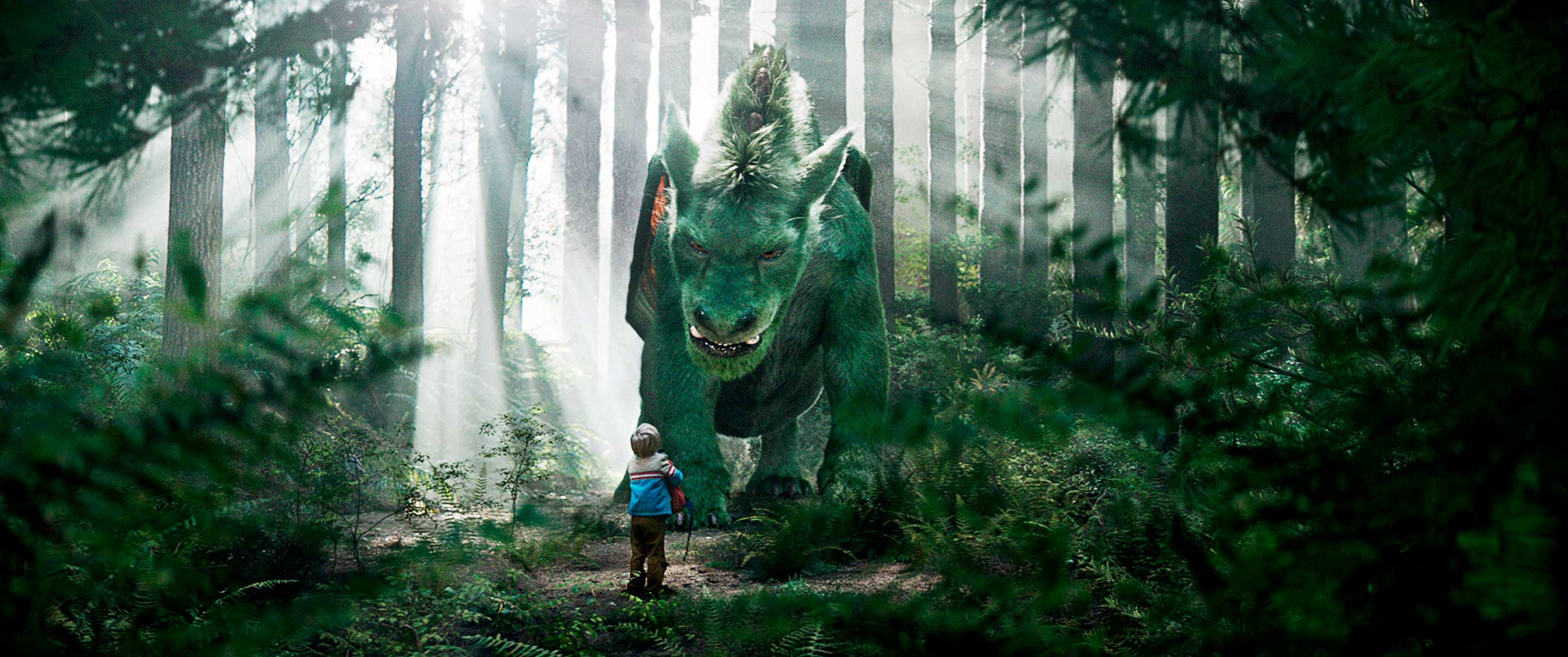Pete's Dragon soars before it stumbles.
