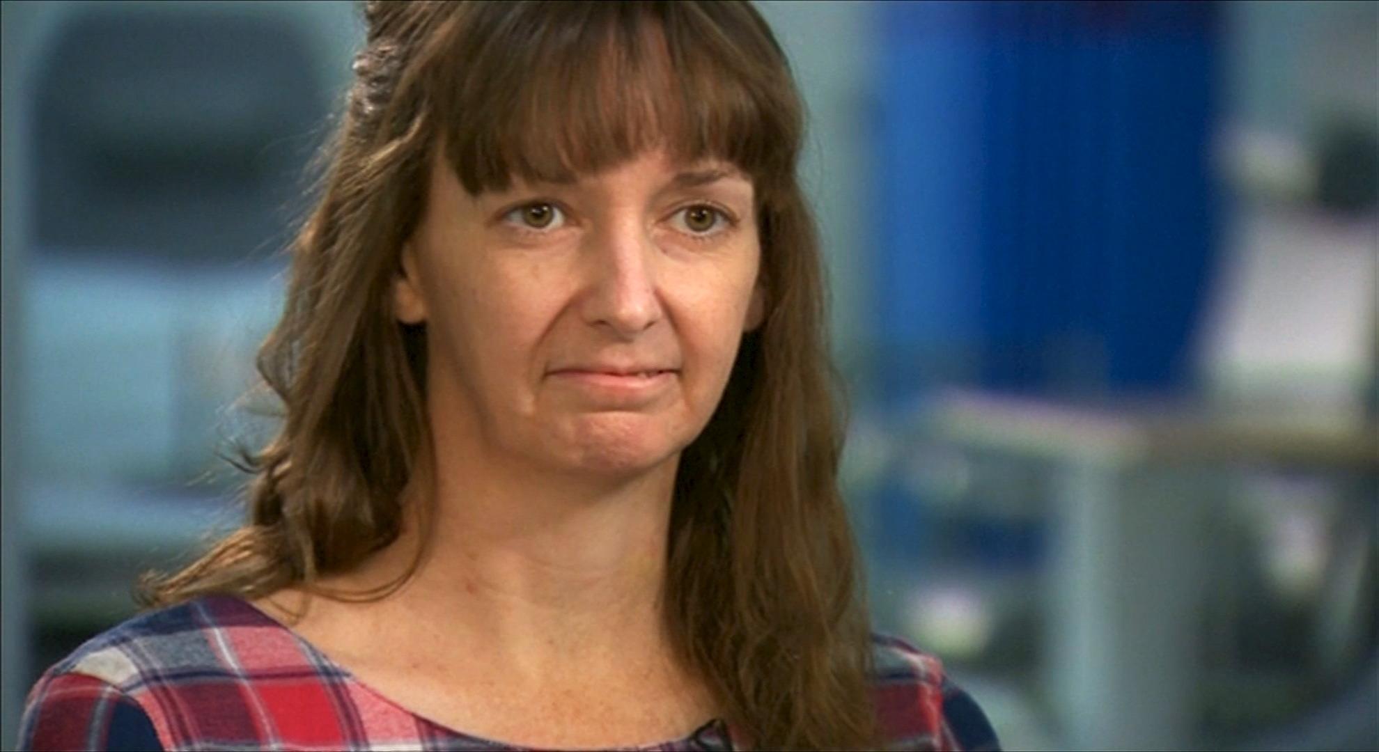British nurse Pauline Cafferkey speaks during a January 2015 interview in London