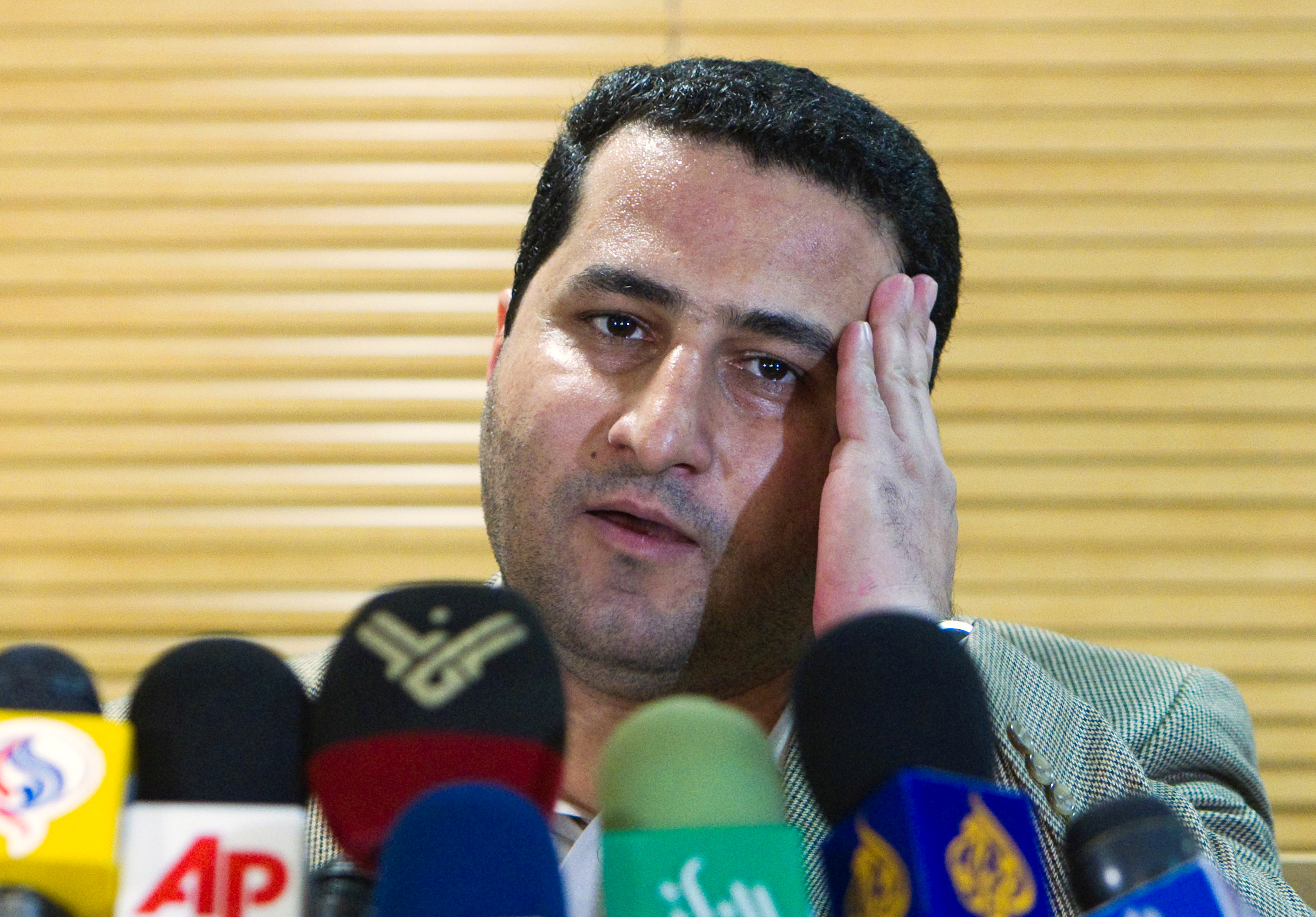 Donald Trump has suggested Hillary Clinton may be responsible for Iran's execution of nuclear scientist Shahram Amiri.