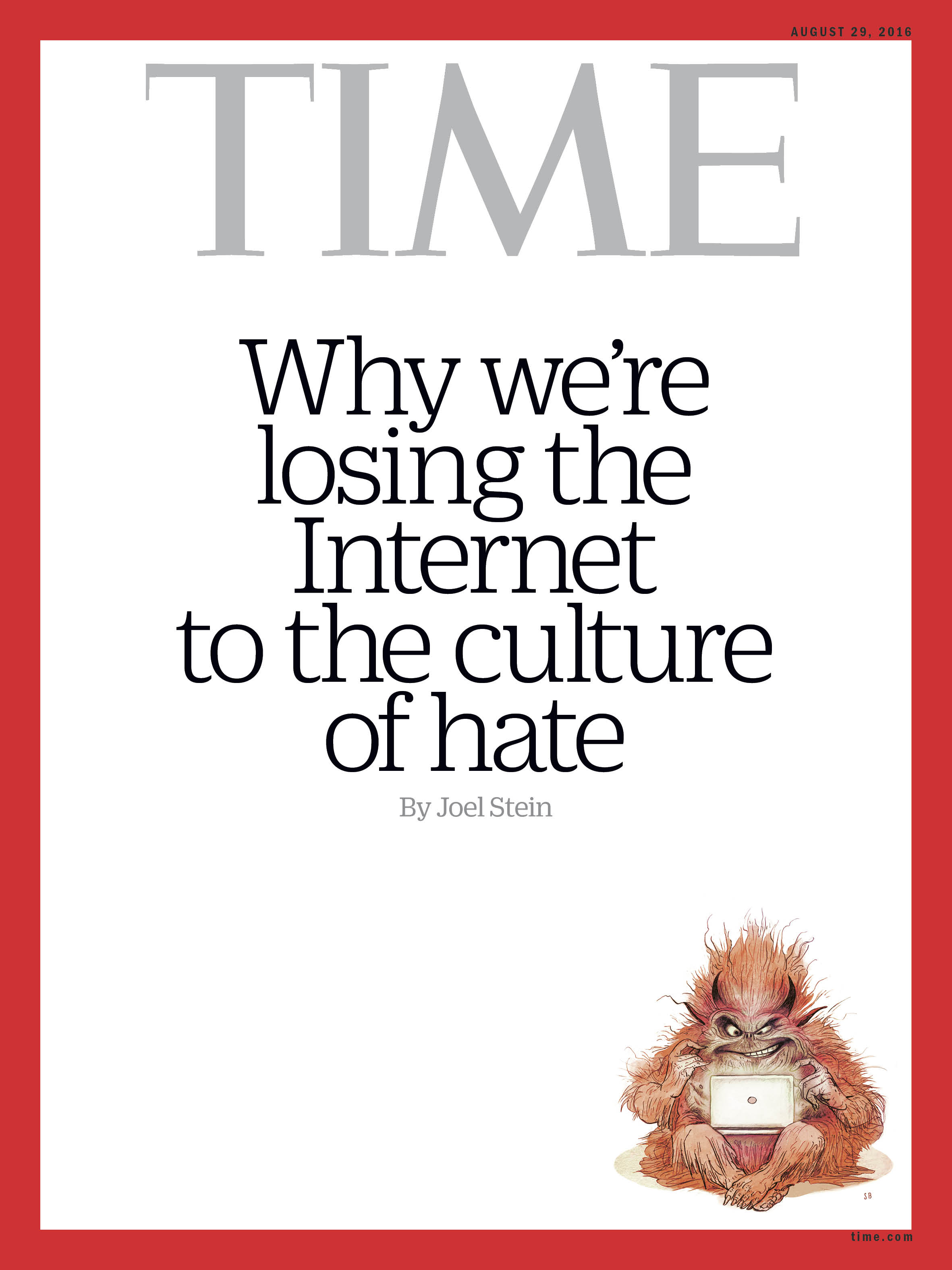 How Trolls Are Ruining The Internet  Time-8262