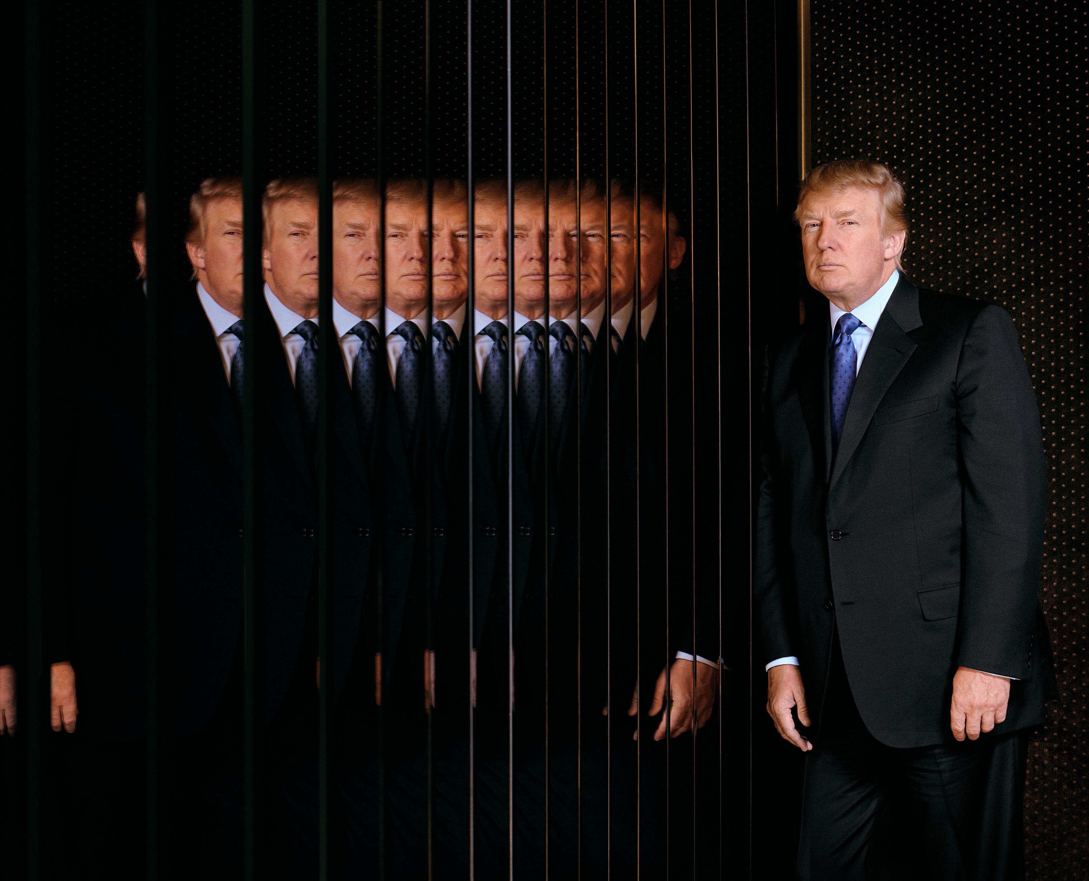 Donald Trump, 2006.