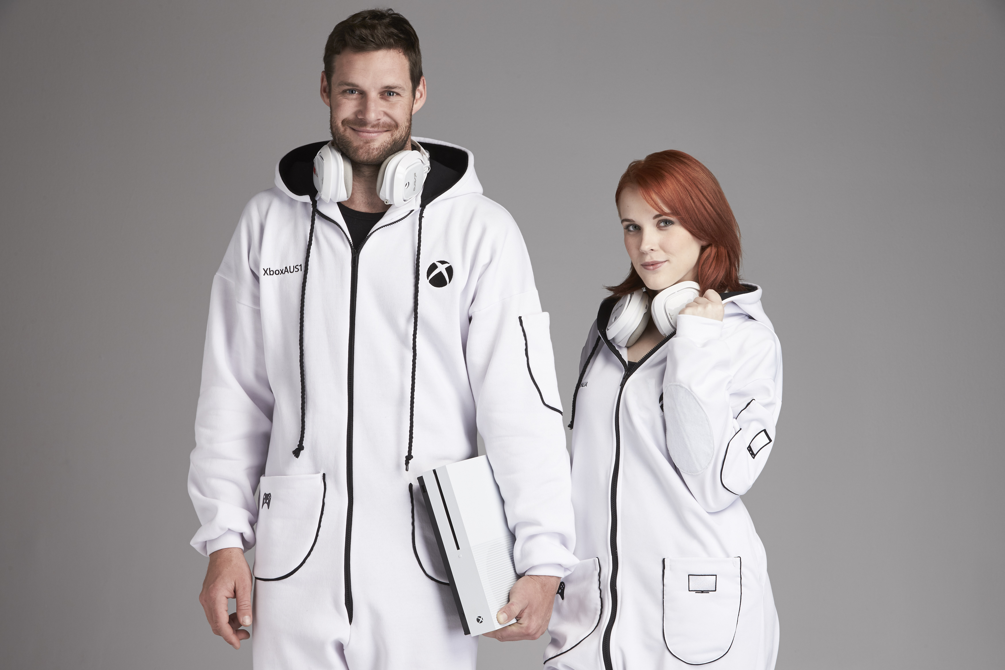 The team at Xbox Australia has now turned its hand to the world of fashion design.