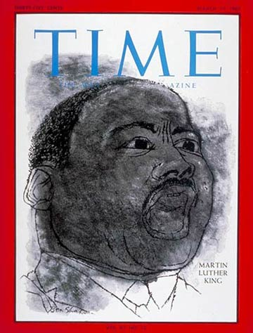 TIME's March 19, 1965, cover on the civil rights struggle in Selma
