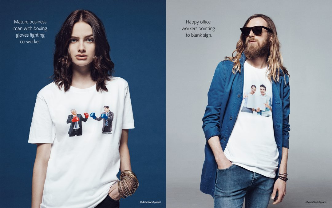 Adobe's ironic new limited-edition fashion venture is only available to enterprise customers.