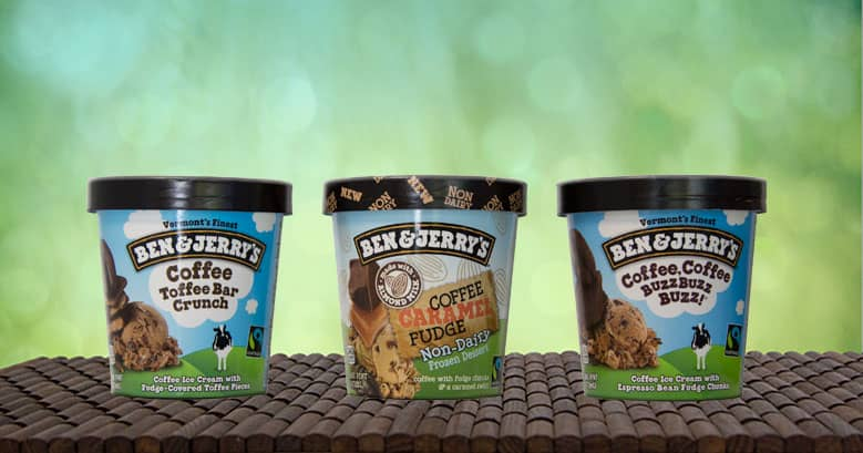 Ice cream maker Ben & Jerry's says that these are some of the flavors that could be impacted by climate change.
