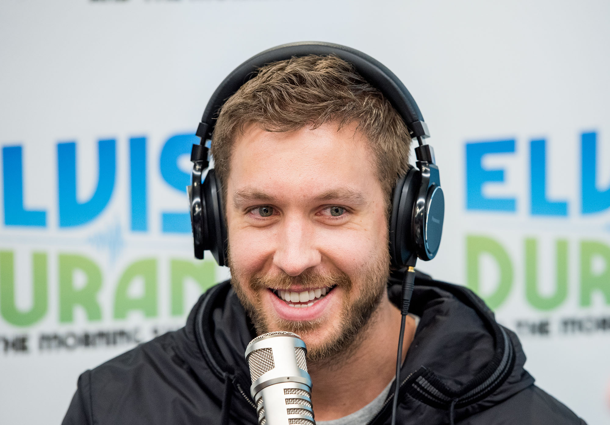 Calvin Harris Visits  The Elvis Duran Z100 Morning Show  at Z100 Studio on September 14, 2016 in New York City.  (Photo by Roy Rochlin/Getty Images)