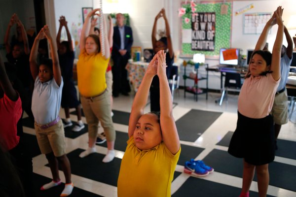 Kindness Curriculum Shown To Improve >> The Mindful Classroom Time