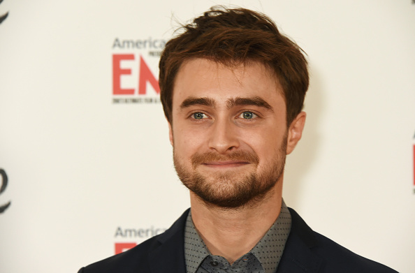 Daniel Radcliffe attends the Empire Live: 'Swiss Army Man' & 'Imperium' double bill gala screening at Cineworld 02 Arena on September 23, 2016 in London, England.