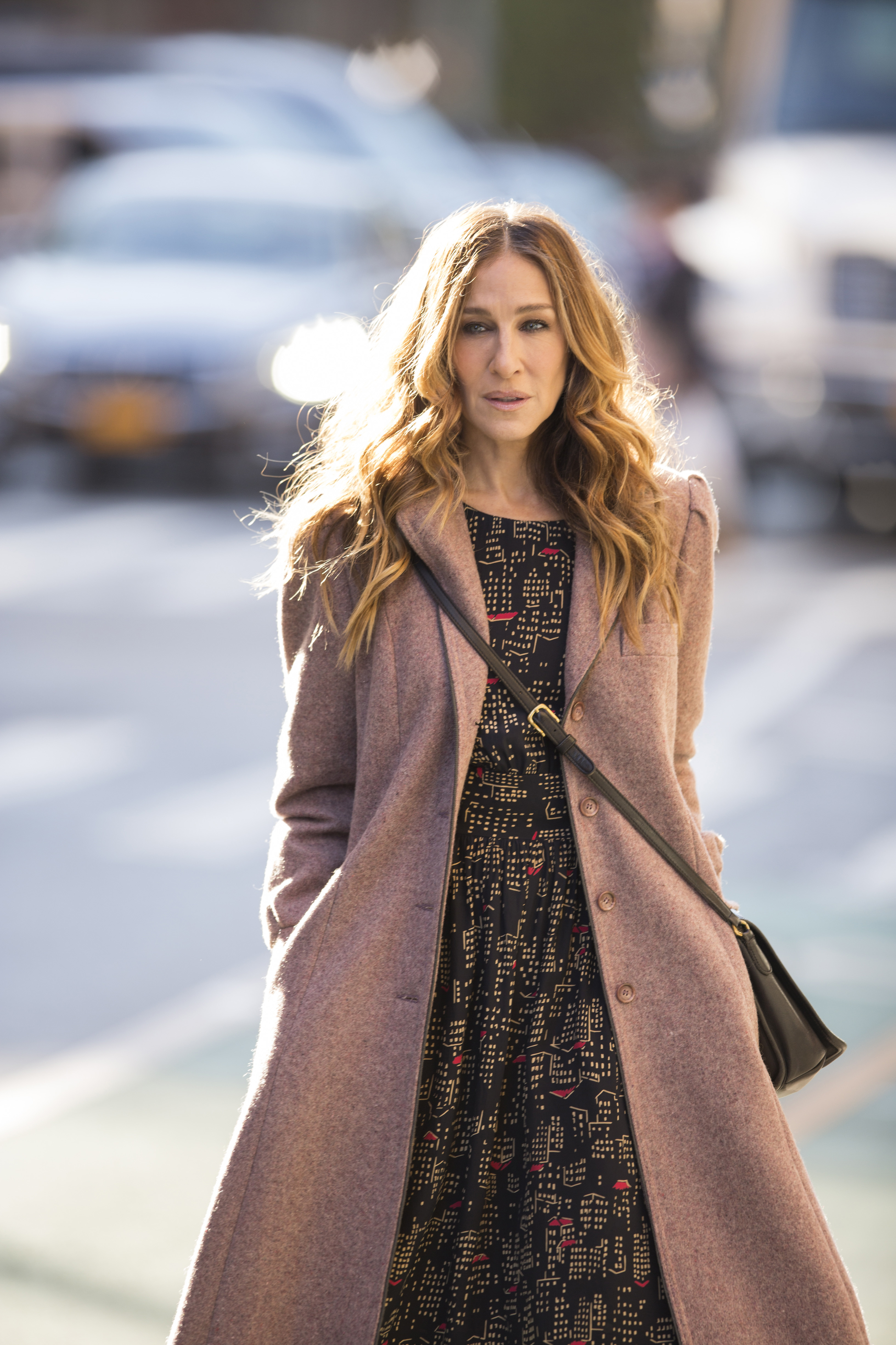 Sarah Jessica Parker in HBO's Divorce