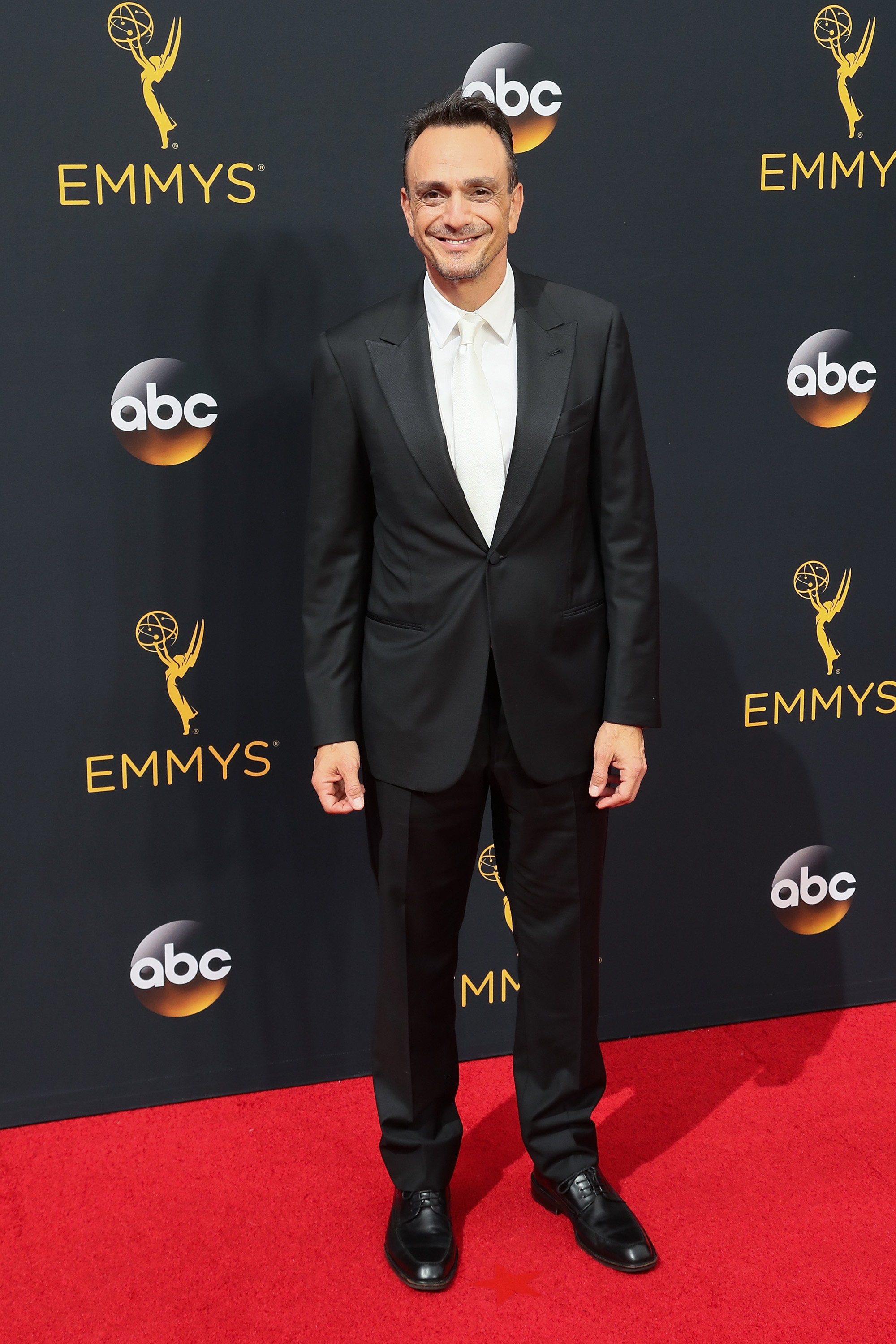 Hank Azaria arrives at the 68th Annual Primetime Emmy Awards at Microsoft Theater on Sept. 18, 2016 in Los Angeles.