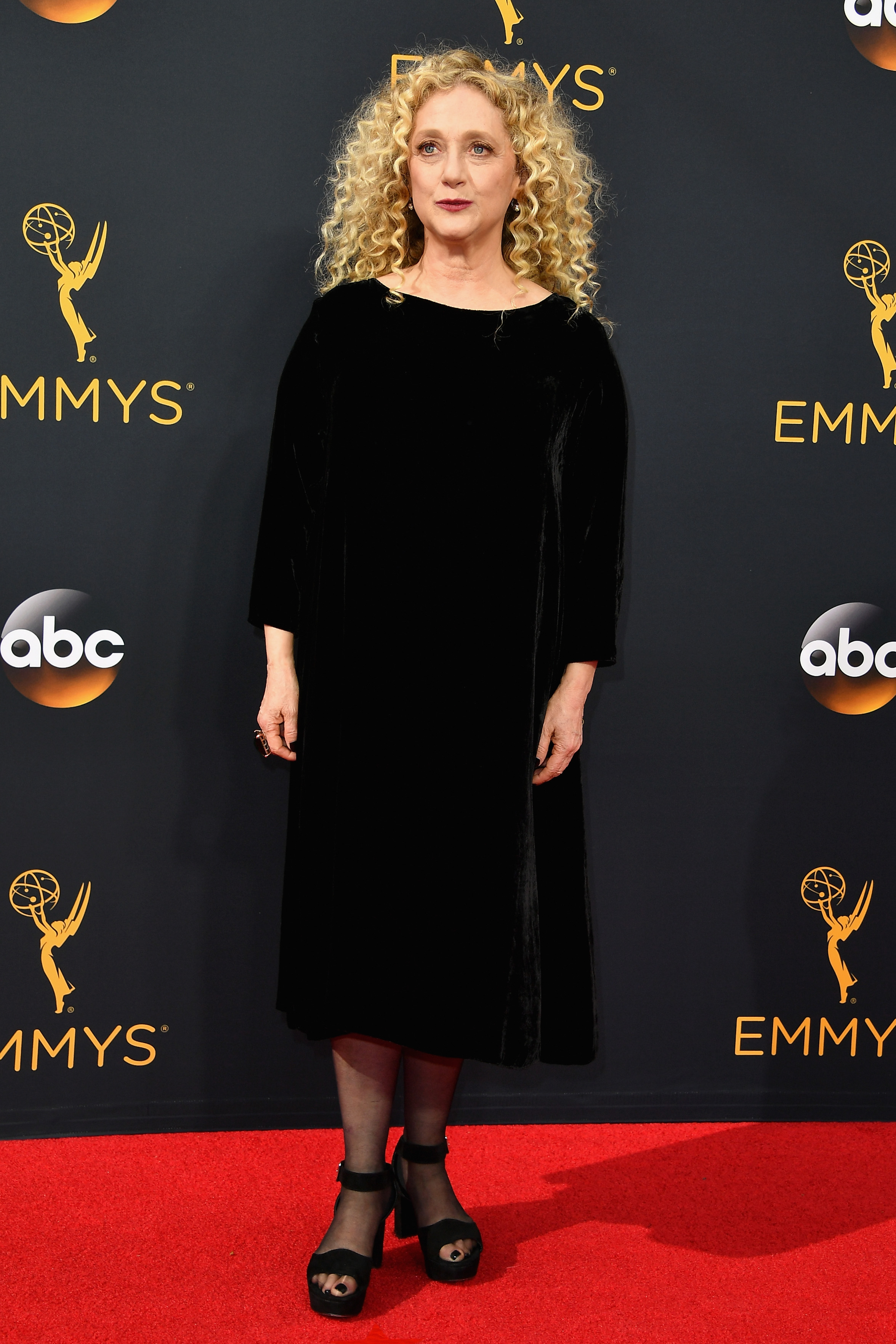 Carol Kane arrives at the 68th Annual Primetime Emmy Awards at Microsoft Theater on Sept. 18, 2016 in Los Angeles.