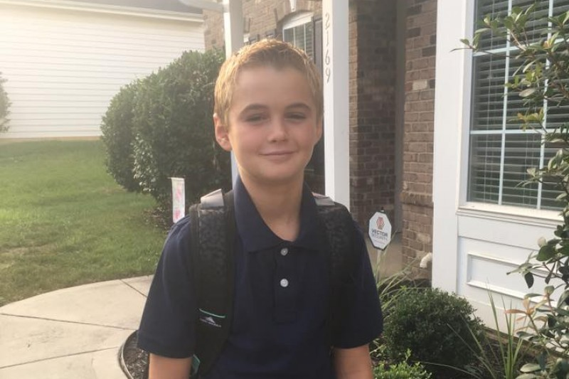 "Garrett Pope Jr., 11, of South Carolina, died last week while playing the so-called ""Choking Game,"" his father said."