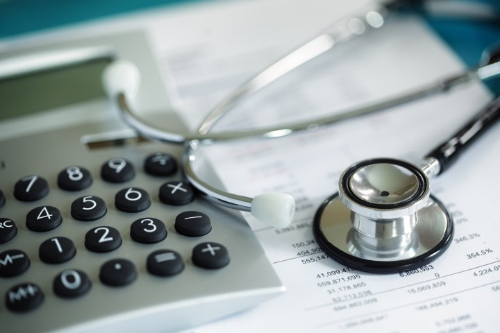 Financial health check or cost of healthcare