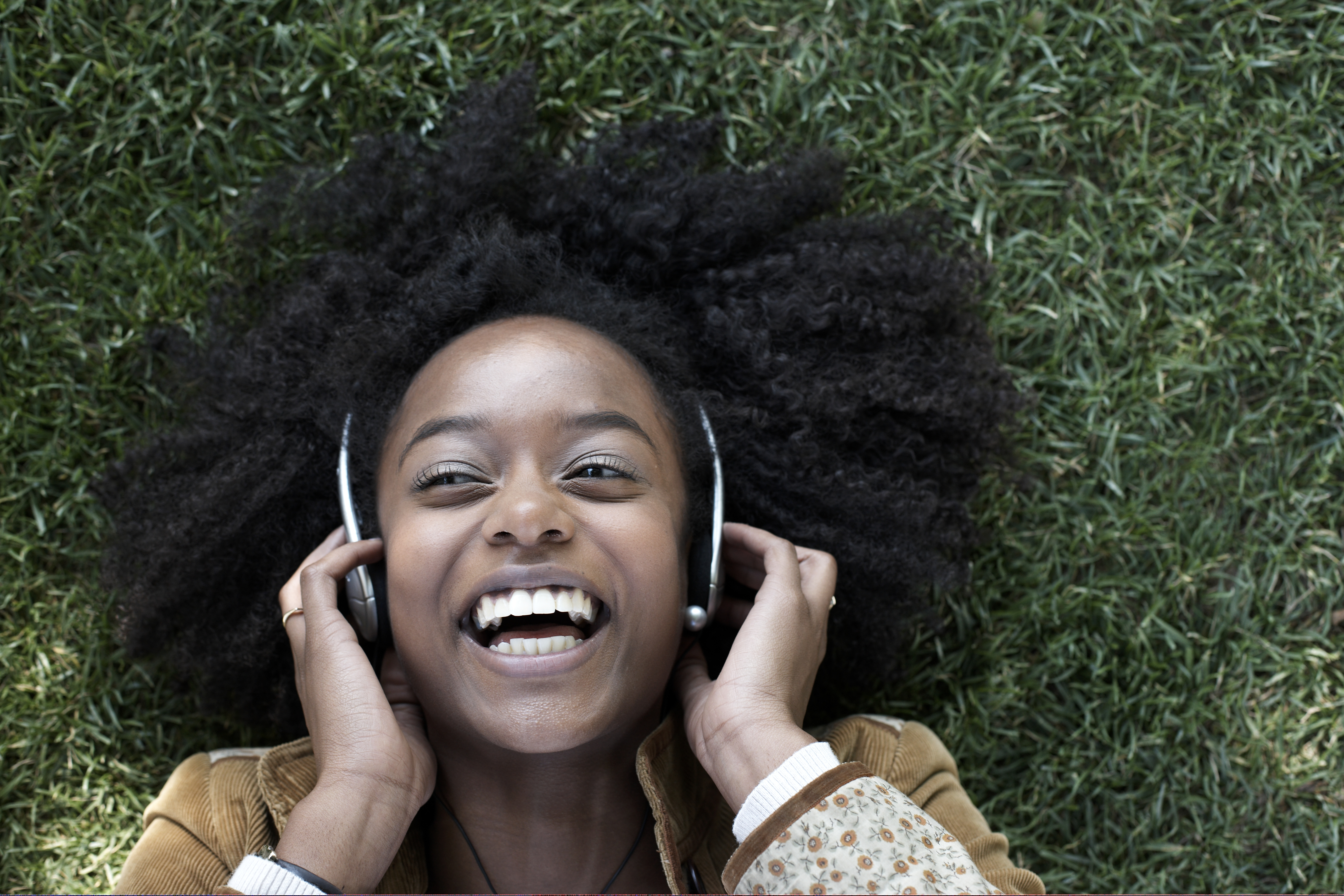 More U.S. citizens listen to playlists than albums, according to a new study by consumer insight group LOOP (file photo)