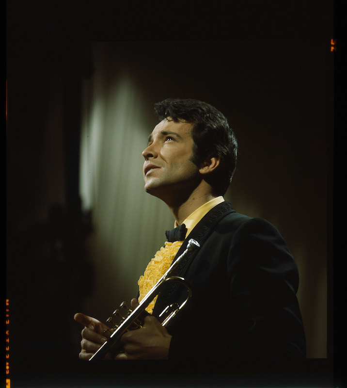 Herb Alpert on 'The Hollywood Palace' on April 30, 1966