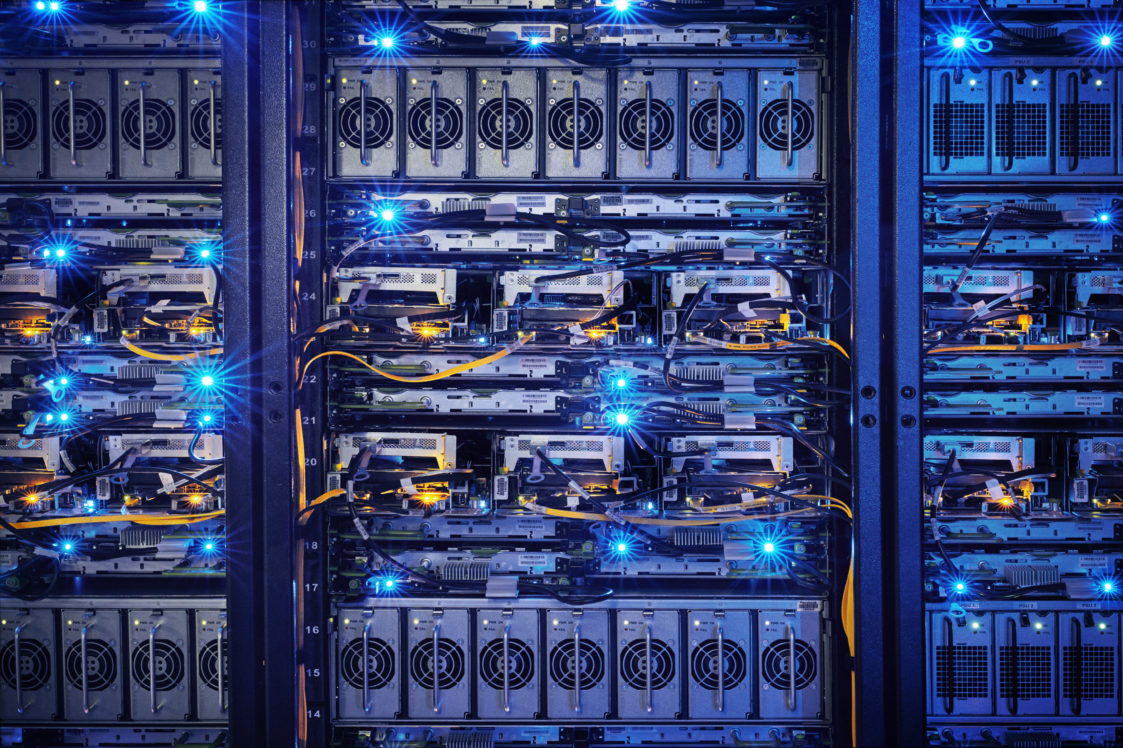 It takes just two minutes to repair a server hard drive at Facebook's data centers, compared to a few years ago when it took an hour,                                according to the company.