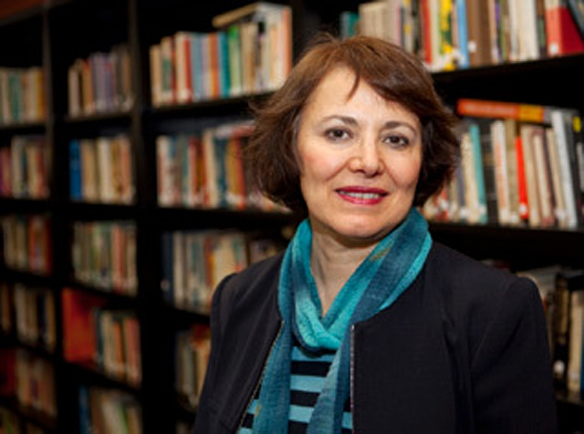 Retired Iranian-Canadian professor Homa Hoodfar in an undated photo.