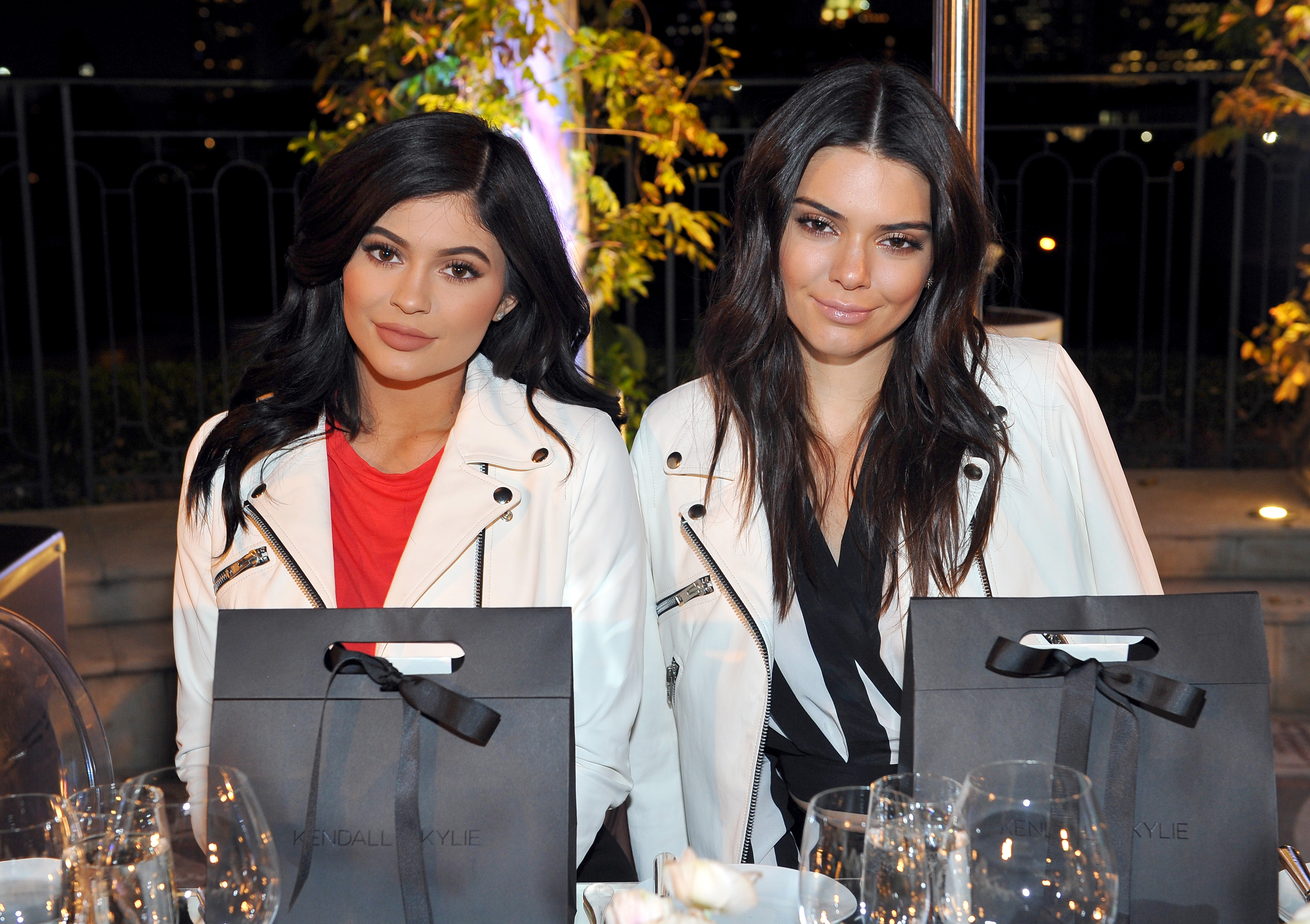 BEVERLY HILLS, CALIFORNIA - MARCH 31:  Kylie Jenner (L) and Kendall Jenner attend as Neiman Marcus celebrates the exclusive #OnlyatNM KENDALL + KYLIE Collection at Neiman Marcus on March 31, 2016 in Beverly Hills, California.  (Photo by Donato Sardella/Getty Images for Neiman Marcus)