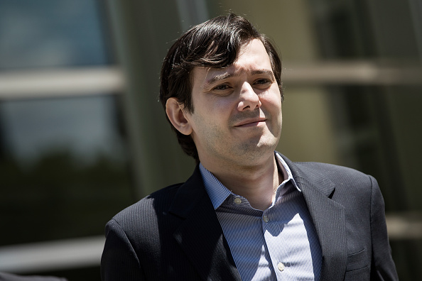 Ex-pharmaceutical executive Martin Shkreli exits the U.S. District Court for the Eastern District of New York, June 6, 2016, in the Brooklyn borough of New York City.