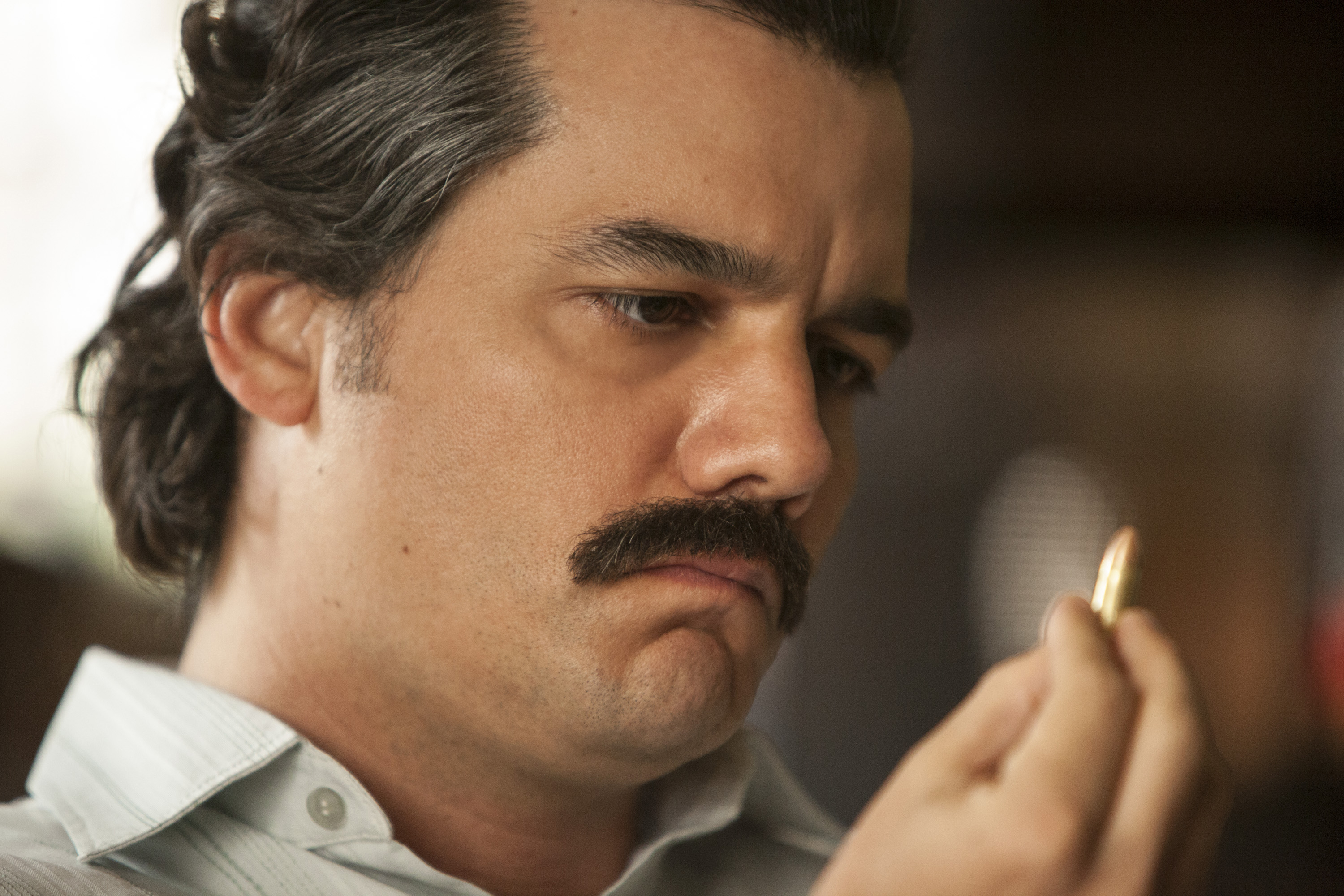Wagner Moura, in Season 2 of Narcos from Netflix.