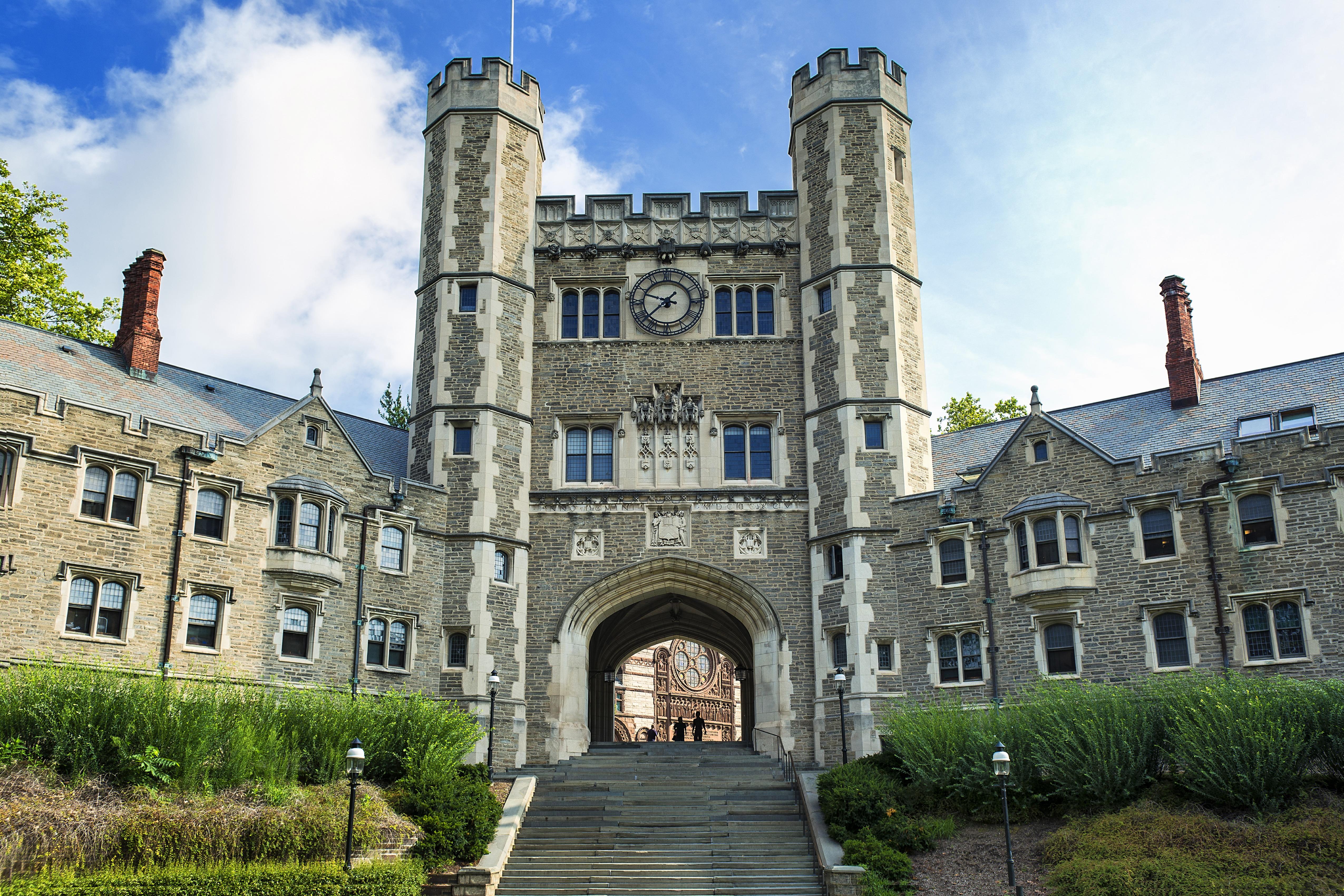 Blair Hall at Princeton University.