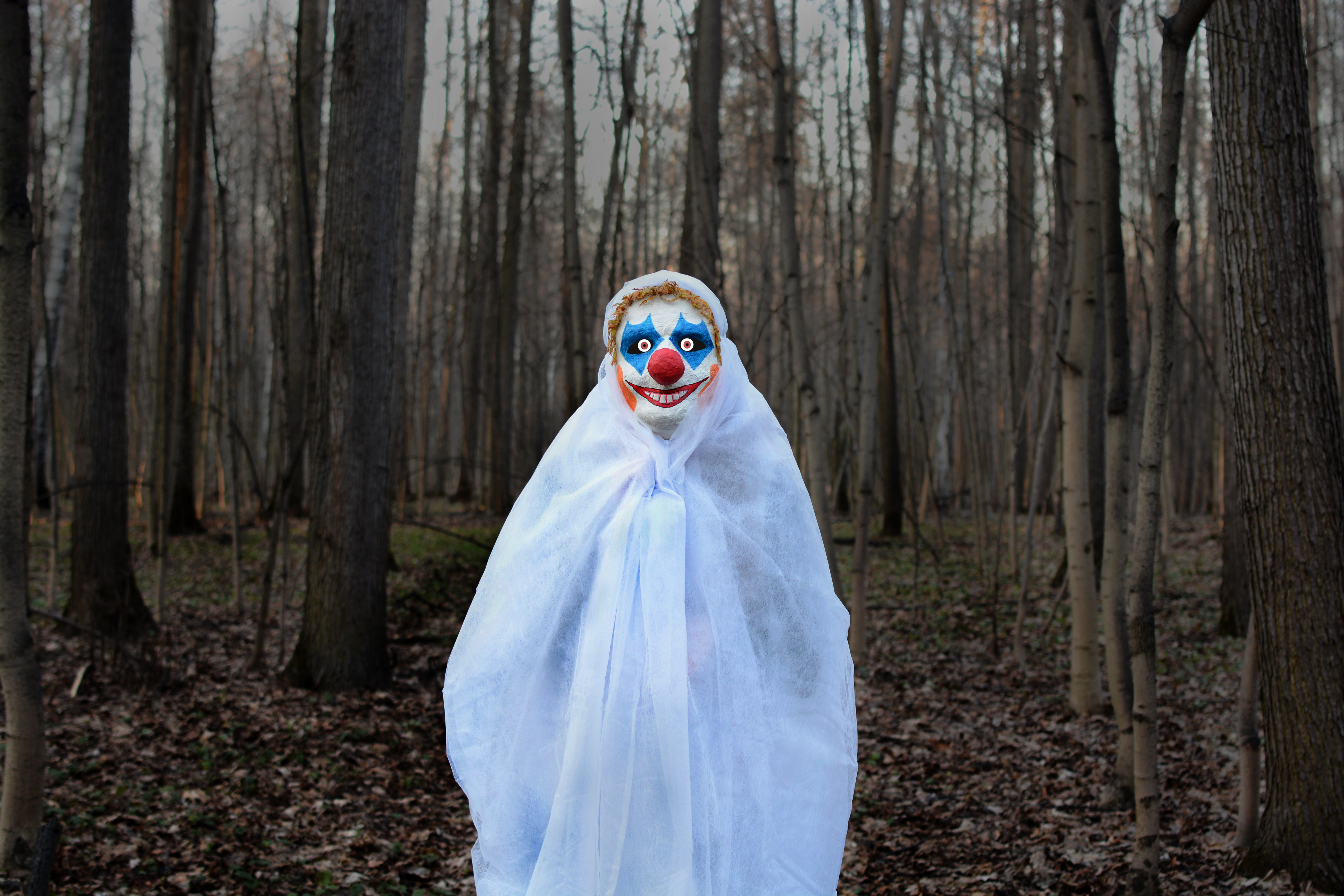 A 2008 study found few children actually like clowns.