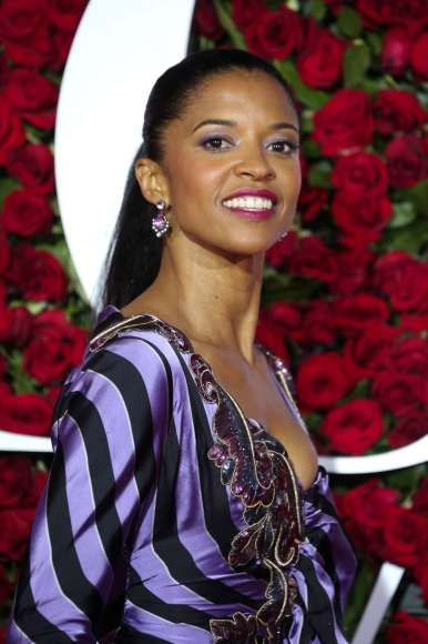 Renée Elise Goldsberry, on June 12, 2016 in New York City.