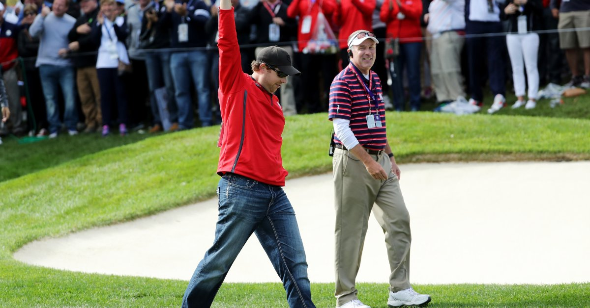 Ryder Cup Heckler Gets Challenged to Putt, Sinks It, Wins $100