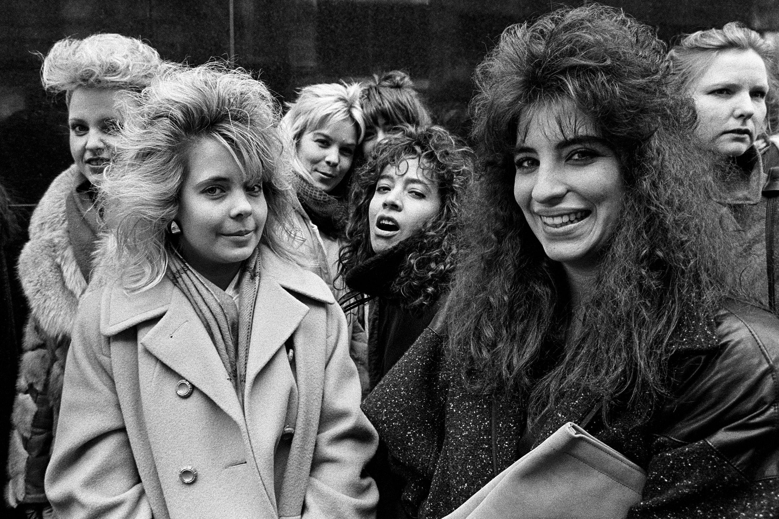 Hair, NYC, 1990