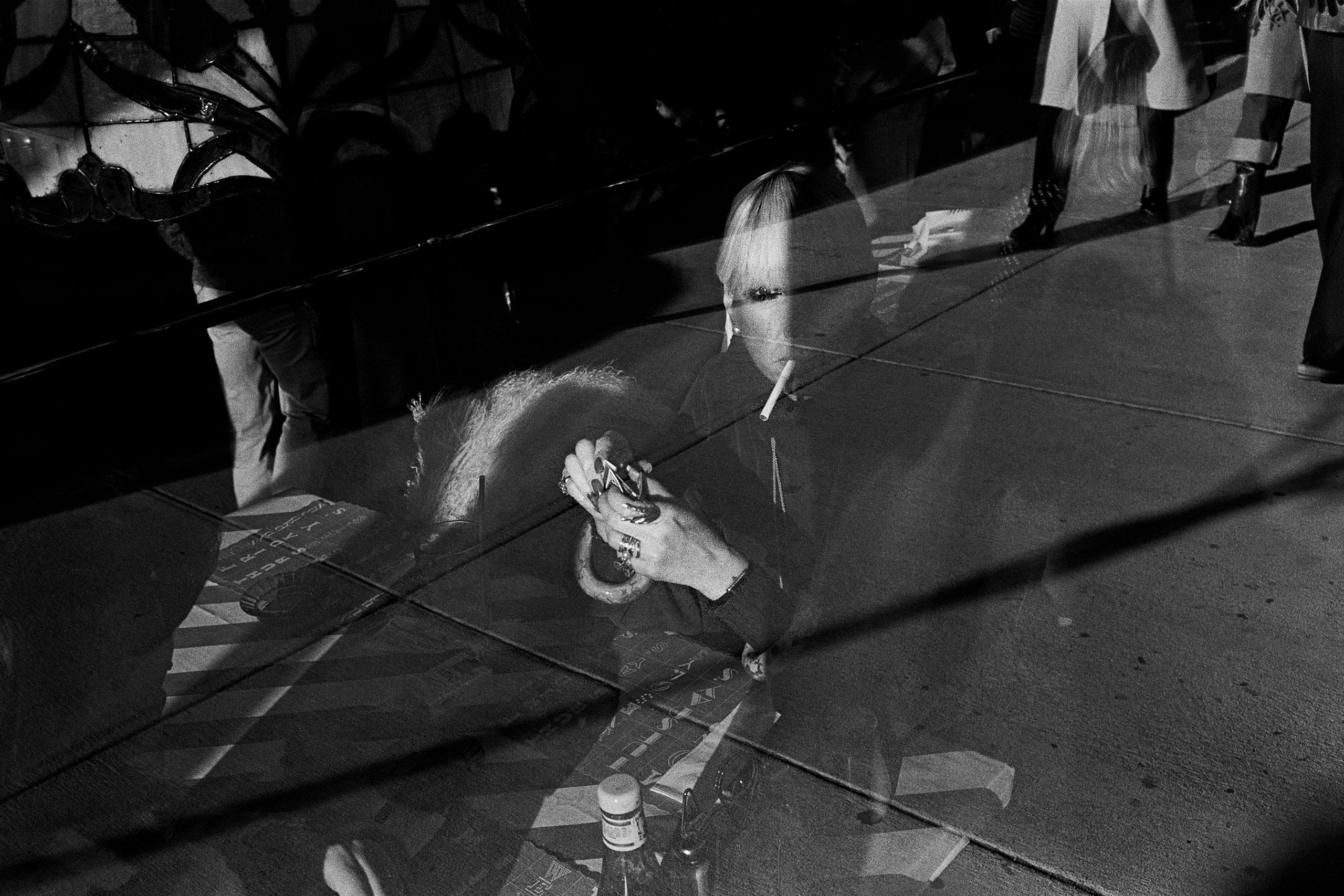 Friday's, Boston, 1978