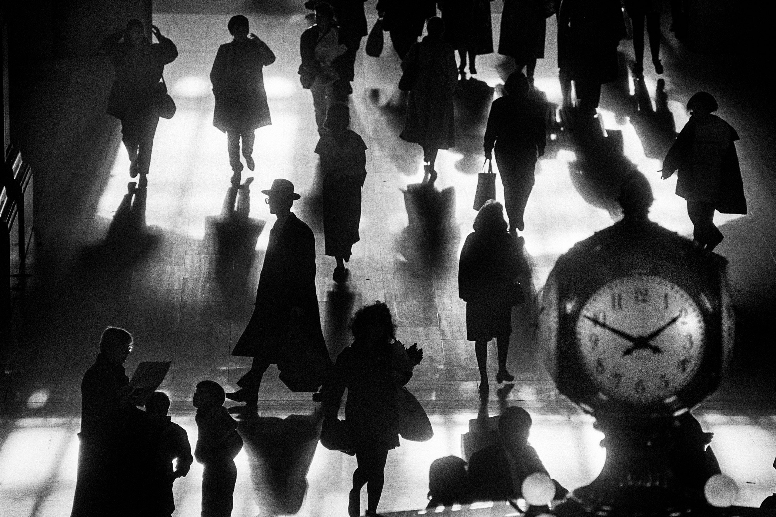Grand Central Terminal, NYC, 1990