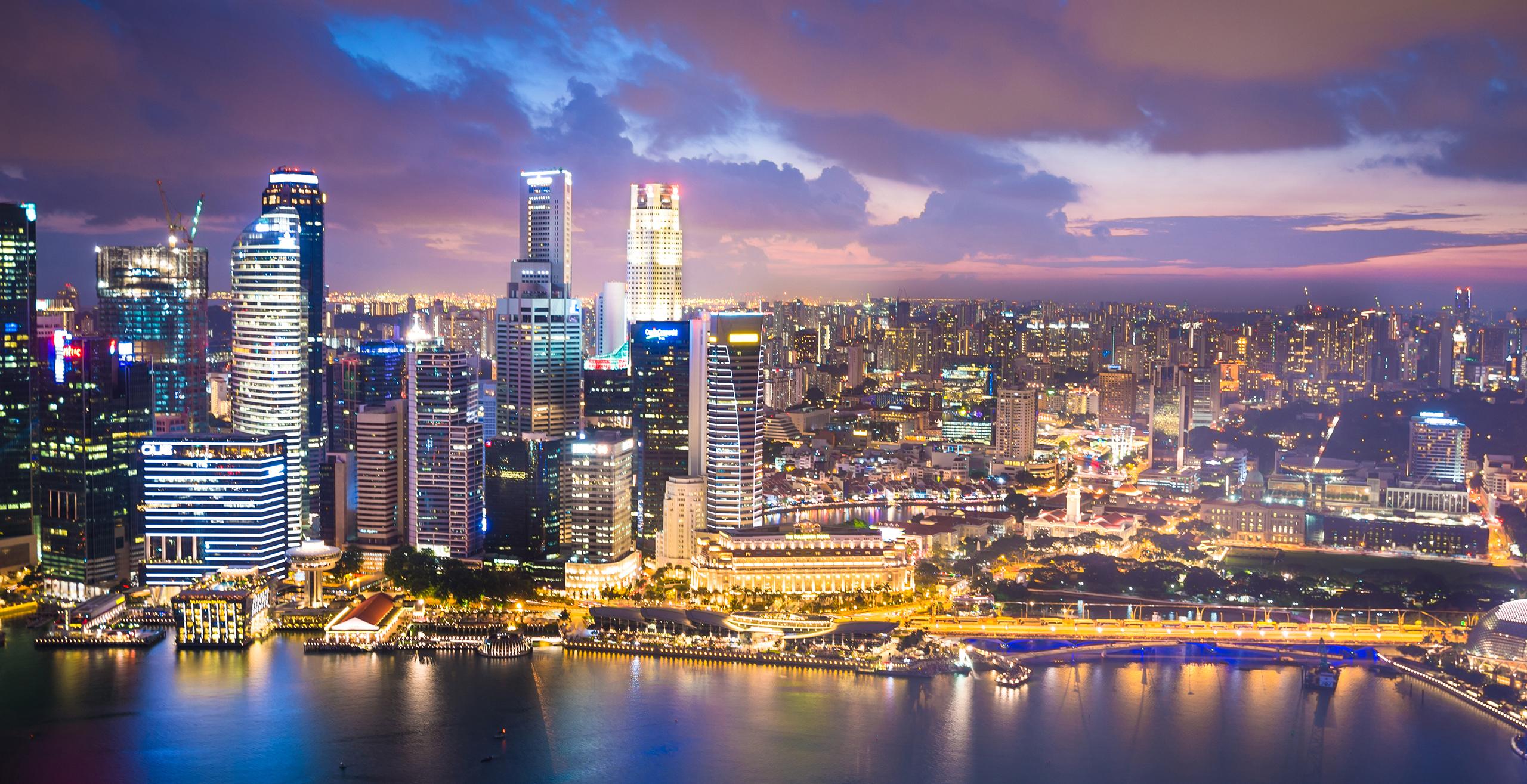 City Hong Kong Is Lagging