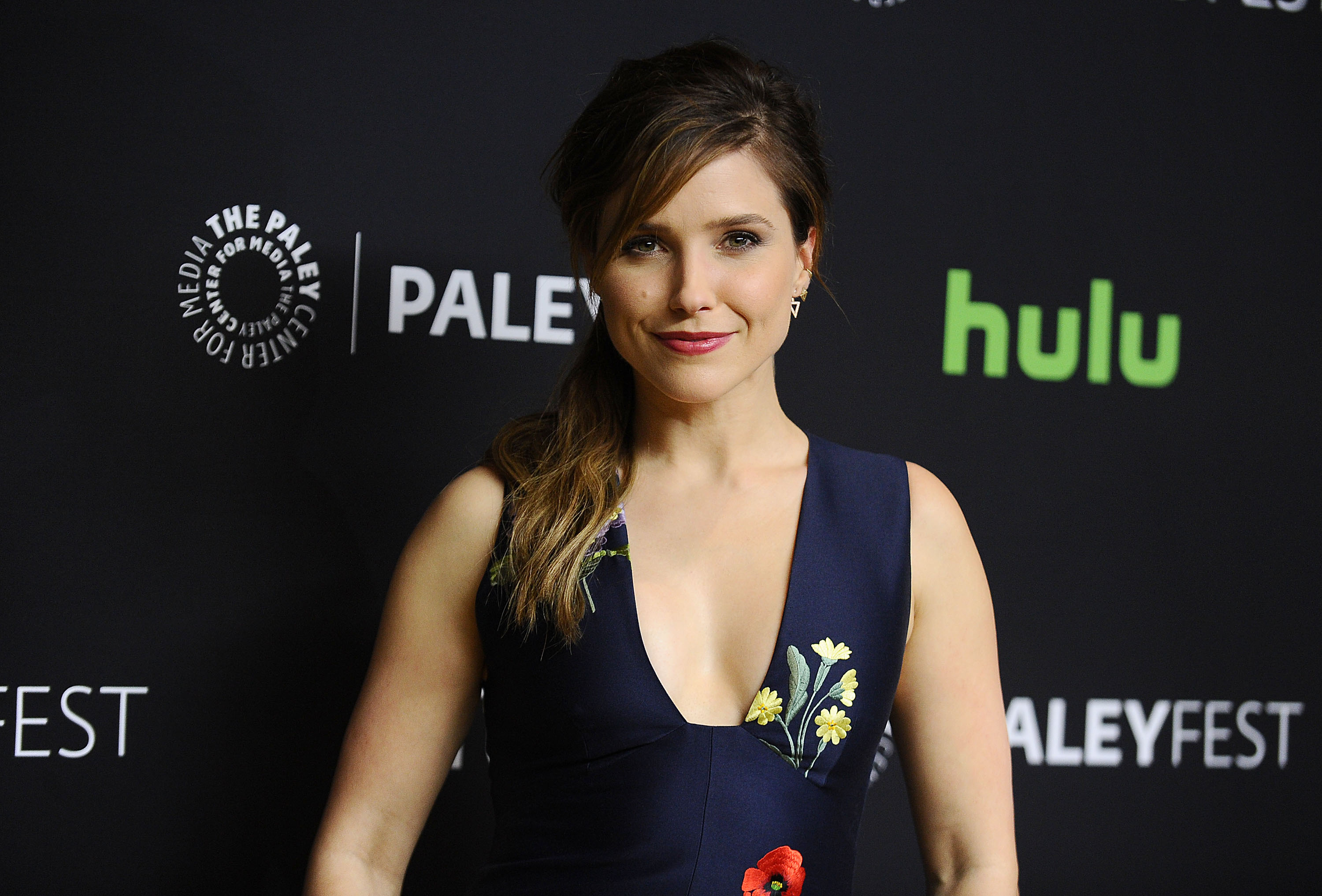 HOLLYWOOD, CA - MARCH 19:  Actress Sophia Bush attends the salute to Dick Wolf at the 33rd annual PaleyFest at Dolby Theatre on March 19, 2016 in Hollywood, California.  (Photo by Jason LaVeris/FilmMagic)