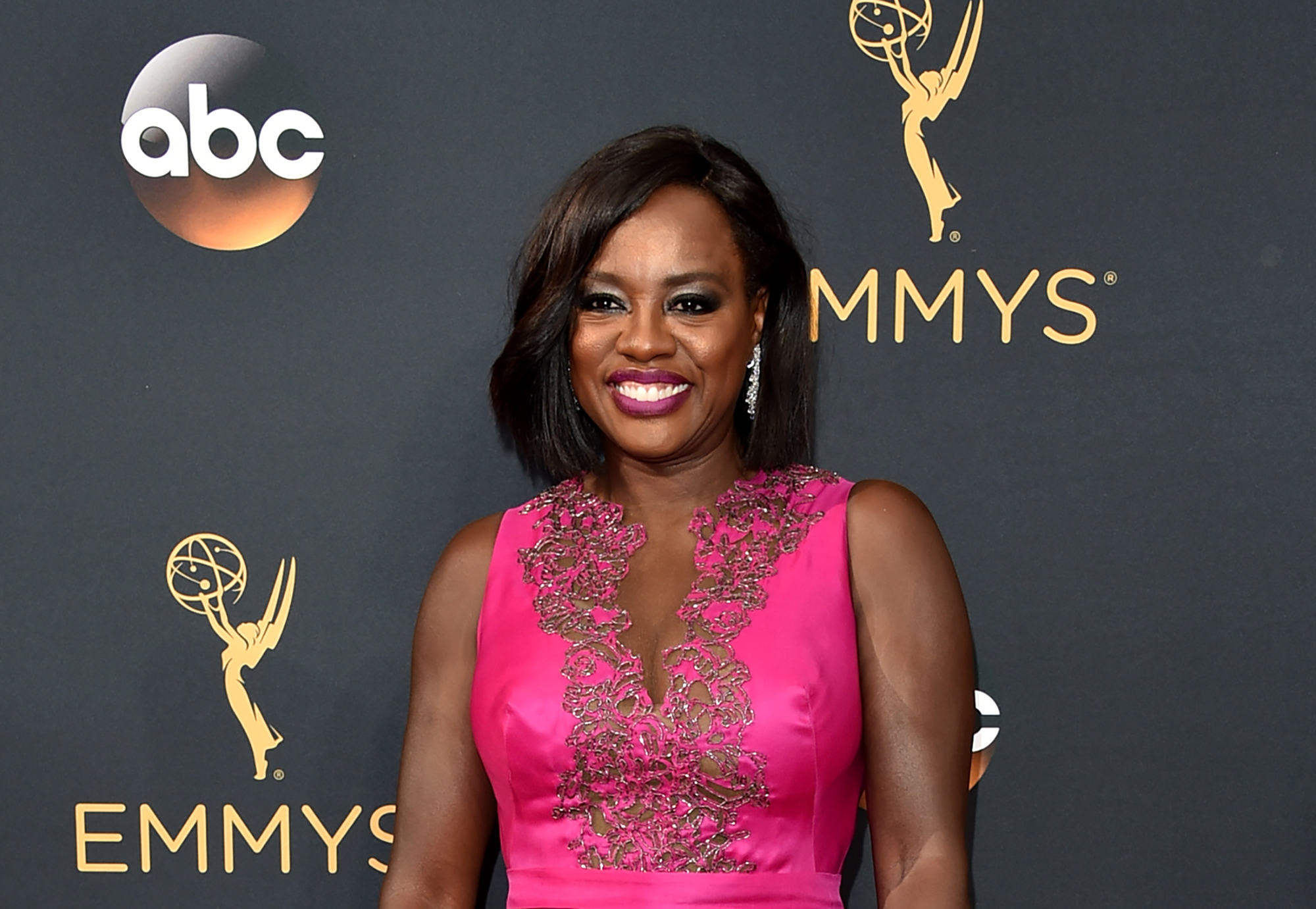 Viola Davis arrives at the 68th Annual Primetime Emmy Awards at Microsoft Theater on September 18, 2016 in Los Angeles, California.  (Photo by John Shearer/WireImage)