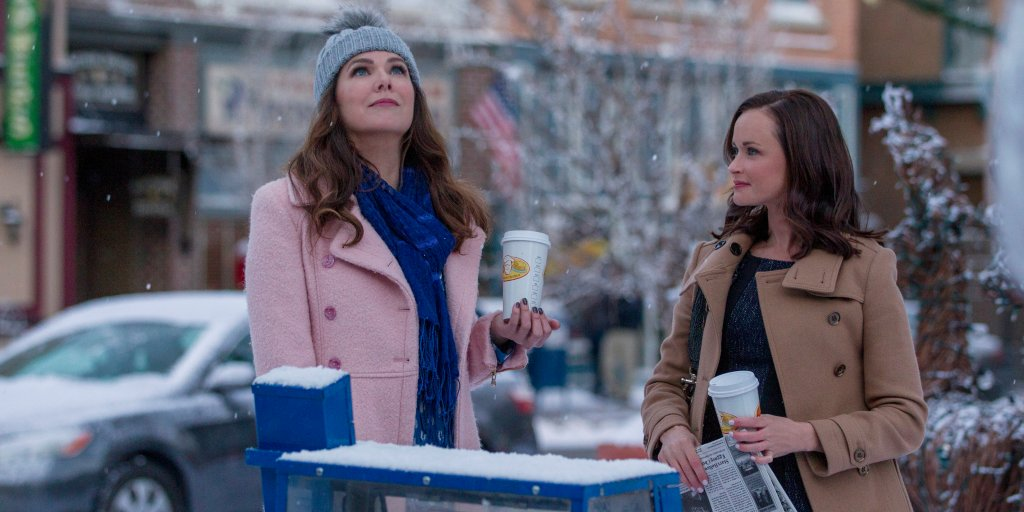 There's Now Gilmore Girls Ice Cream Ahead of the Netflix Revival