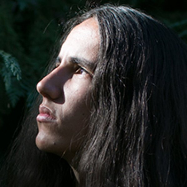 Xiuhtezcatl Tonatiuh Martinez in Eugene, OR. Sept. 2016.