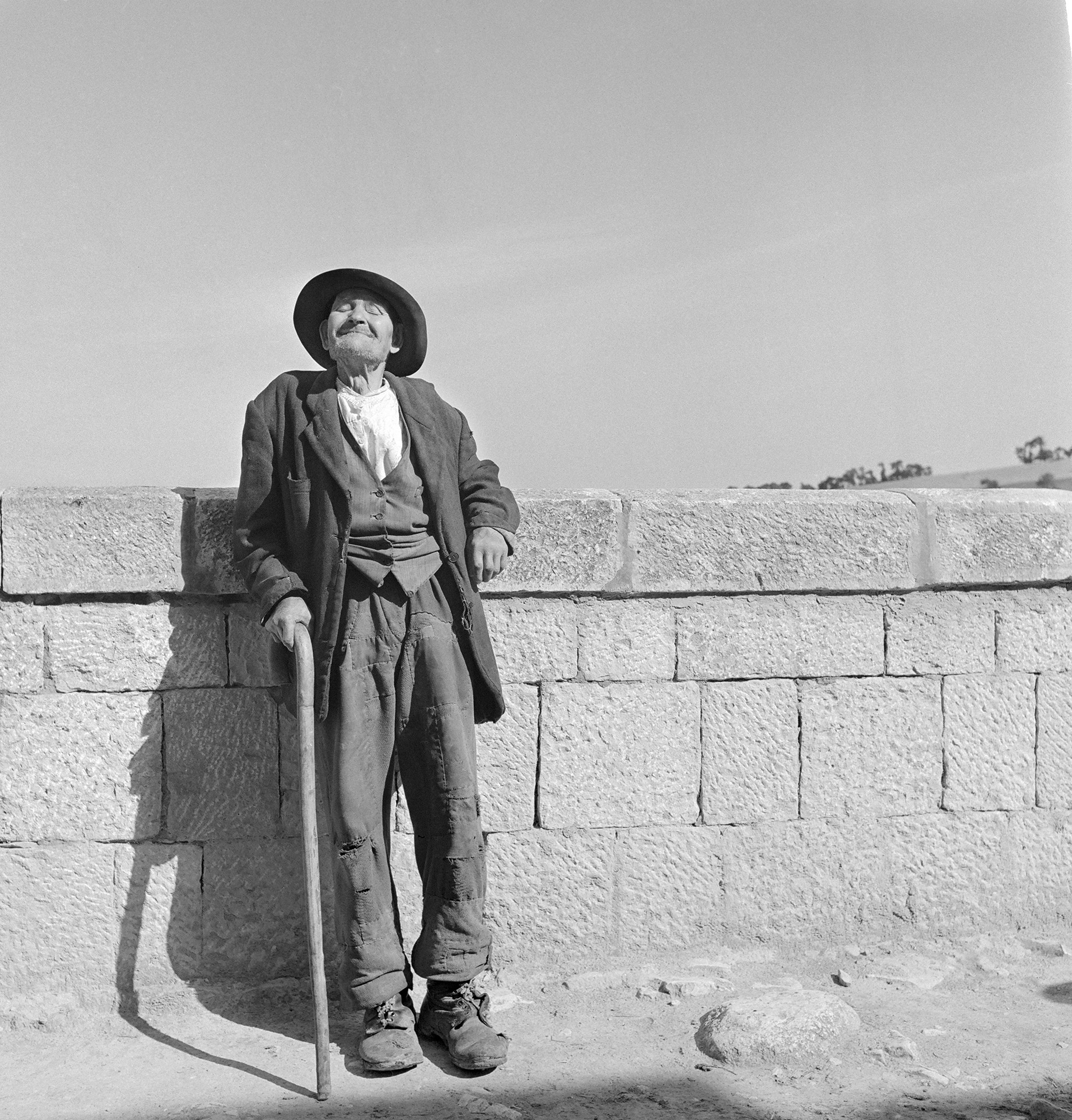 Bonafreno Man, Italy, 1946