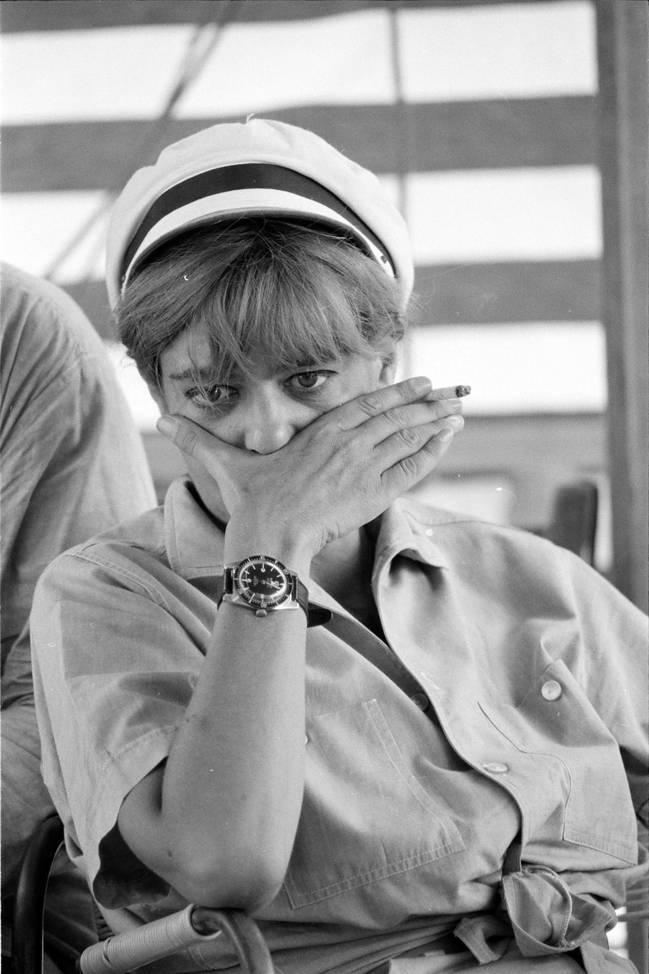 Melina Mercuri, Athens, 1965.