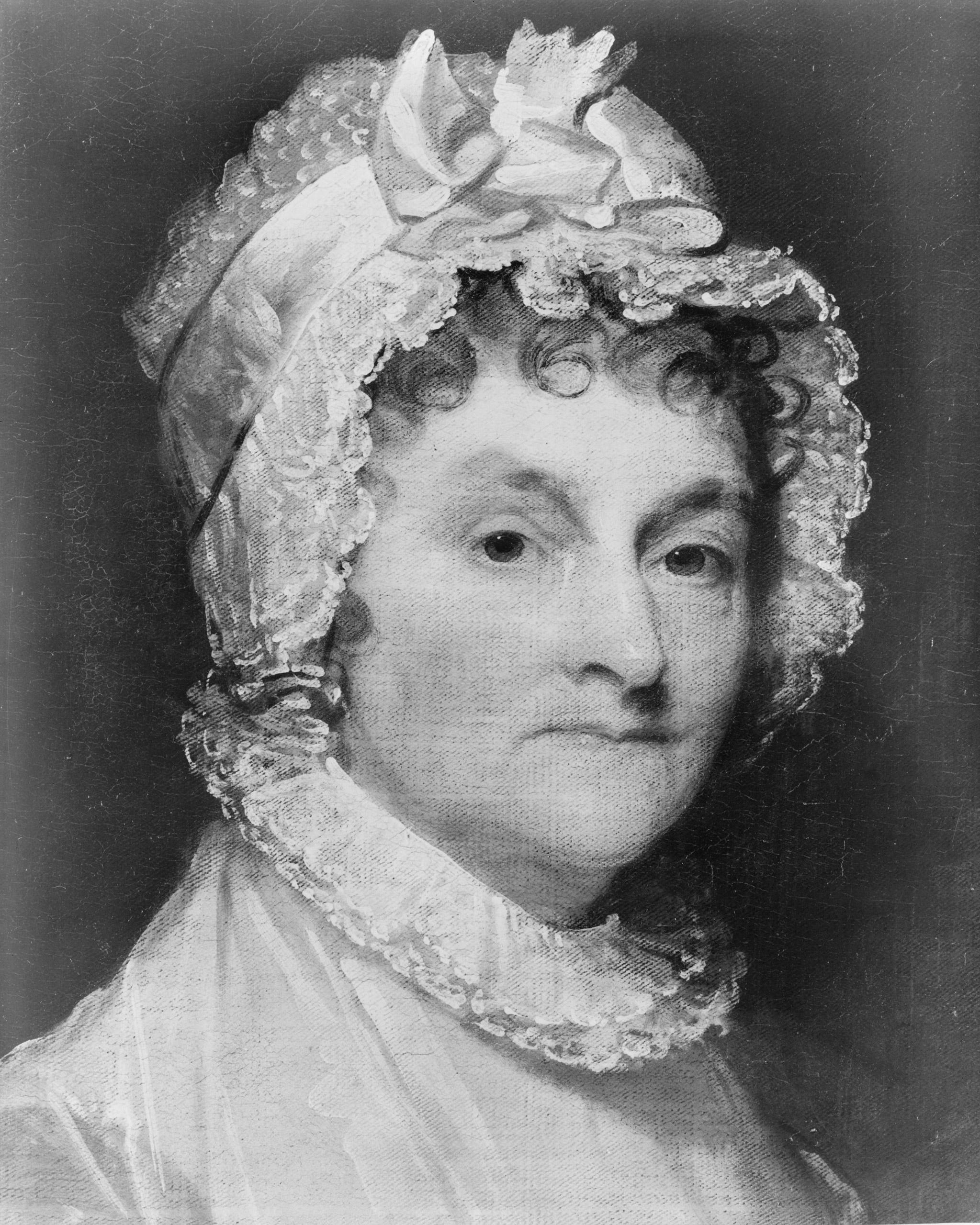 Abigail Smith Adams wife of John Adams