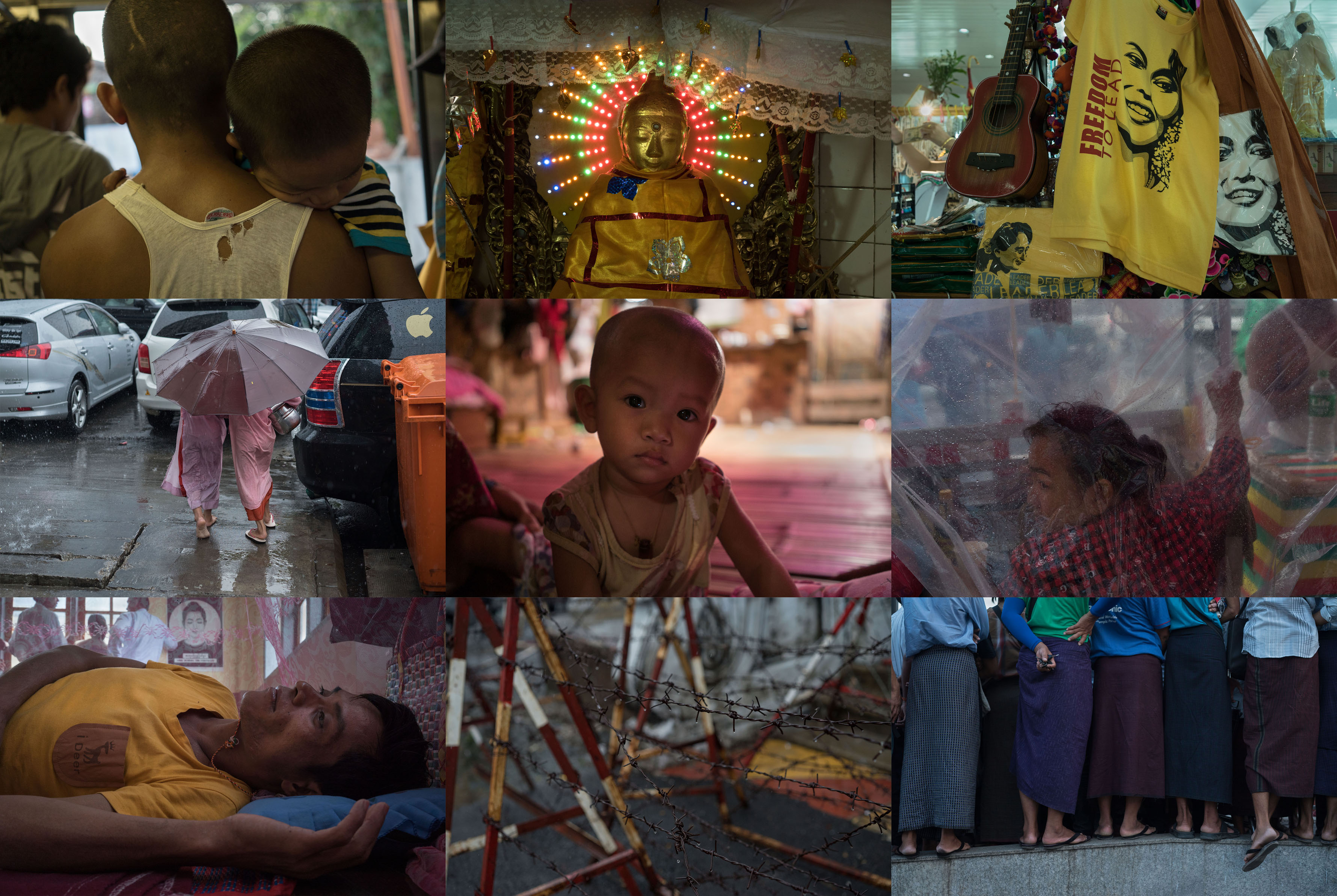 MYANMAR. May, 2016.