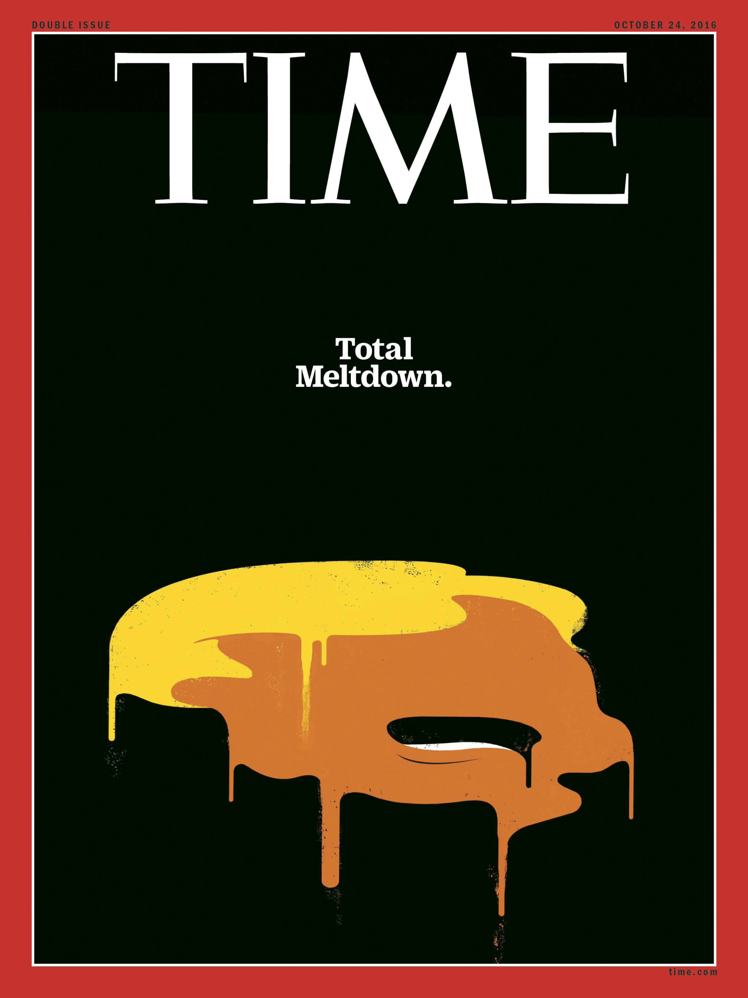 The Oct. 24, 2016, issue of TIME