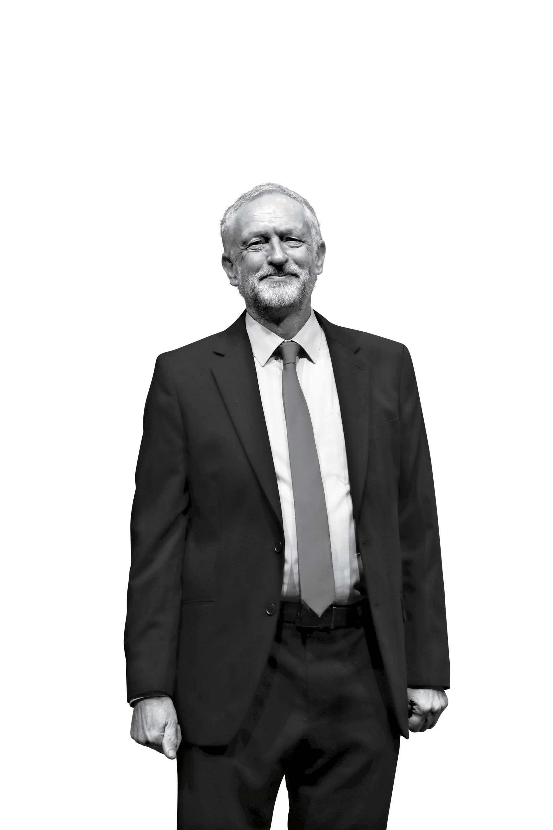 Jeremy Corbyn elected leader of the Labour Party for a second time, Liverpool.