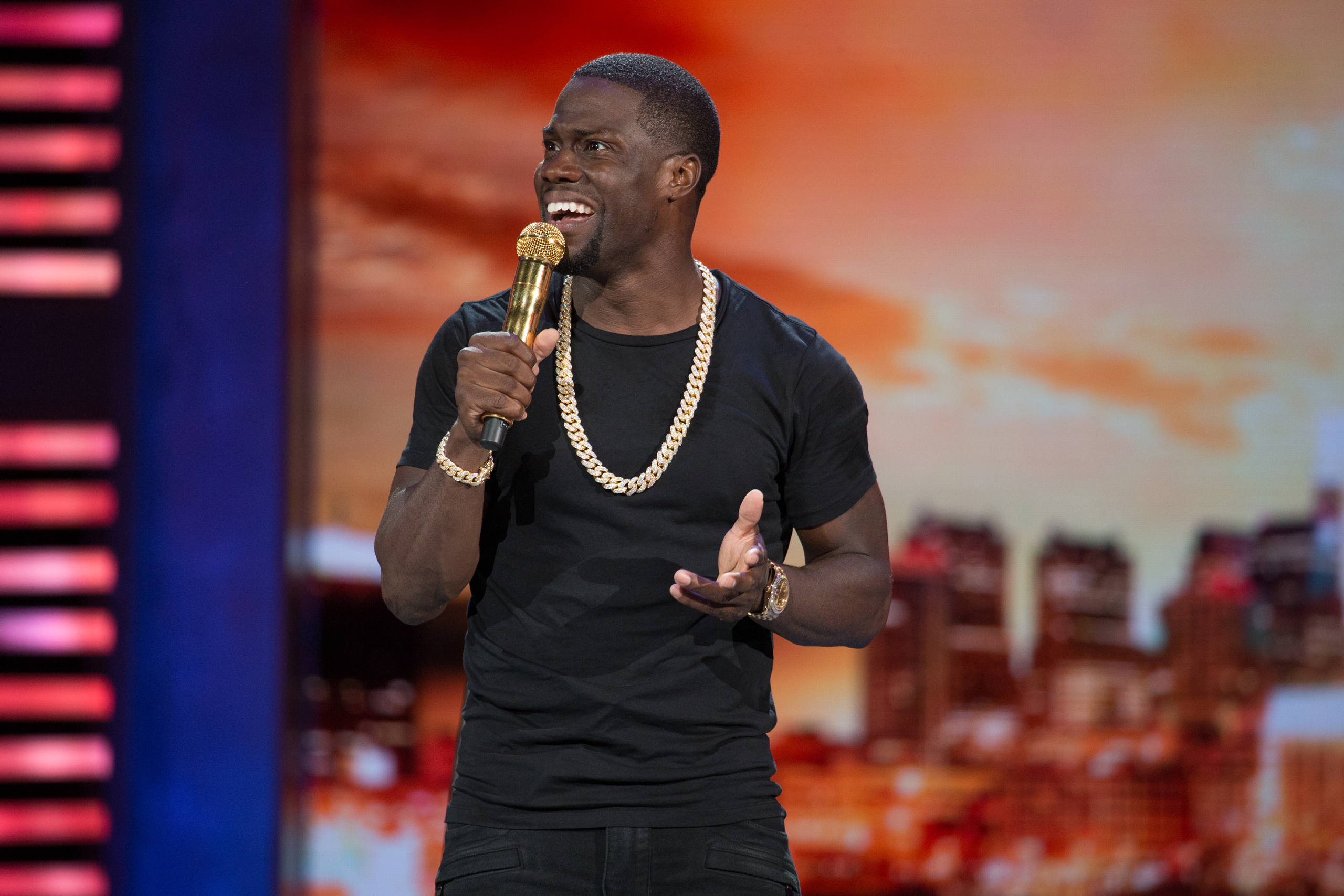 Kevin Hart in Universal Pictures'  Kevin Hart: What Now?