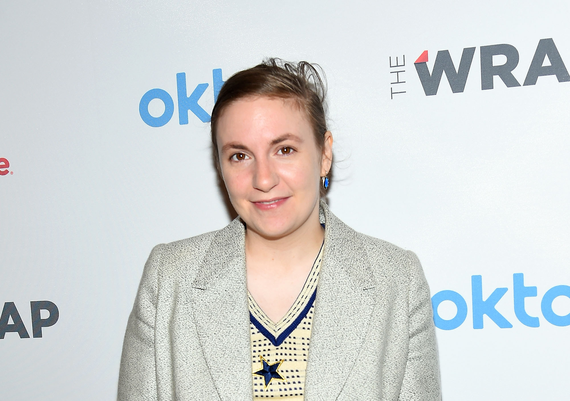 Lena Dunham attends TheWrap Power Women Breakfast at 10 On The Park on June 9, 2016 in New York City.