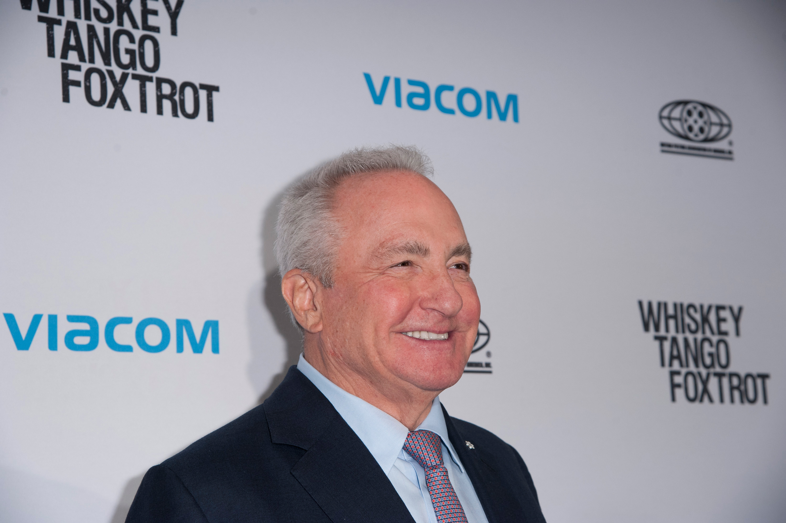 Lorne Michaels attend a special advance screening of Paramount Pictures'  Whiskey Tango Foxtrot  at Burke Theater hosted by Paramount Pictures and The Motion Picture Association of America in Washington on Feb. 23, 2016.