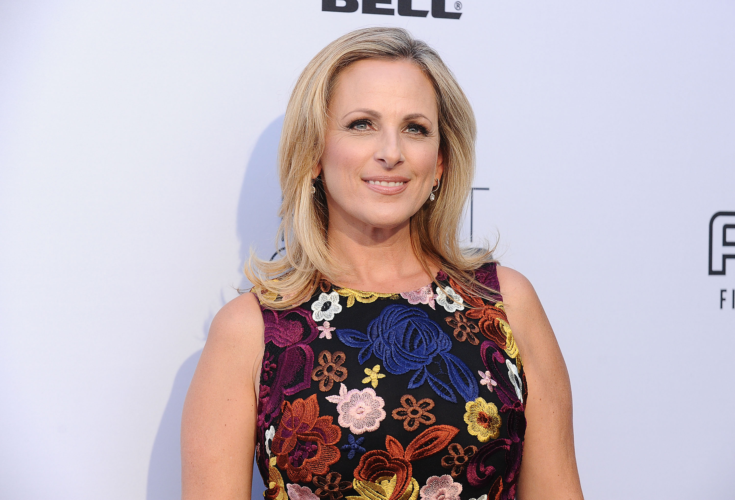 Actress Marlee Matlin attends the Comedy Central Roast of Rob Lowe at Sony Studios on Aug. 27, 2016 in Los Angeles, California.