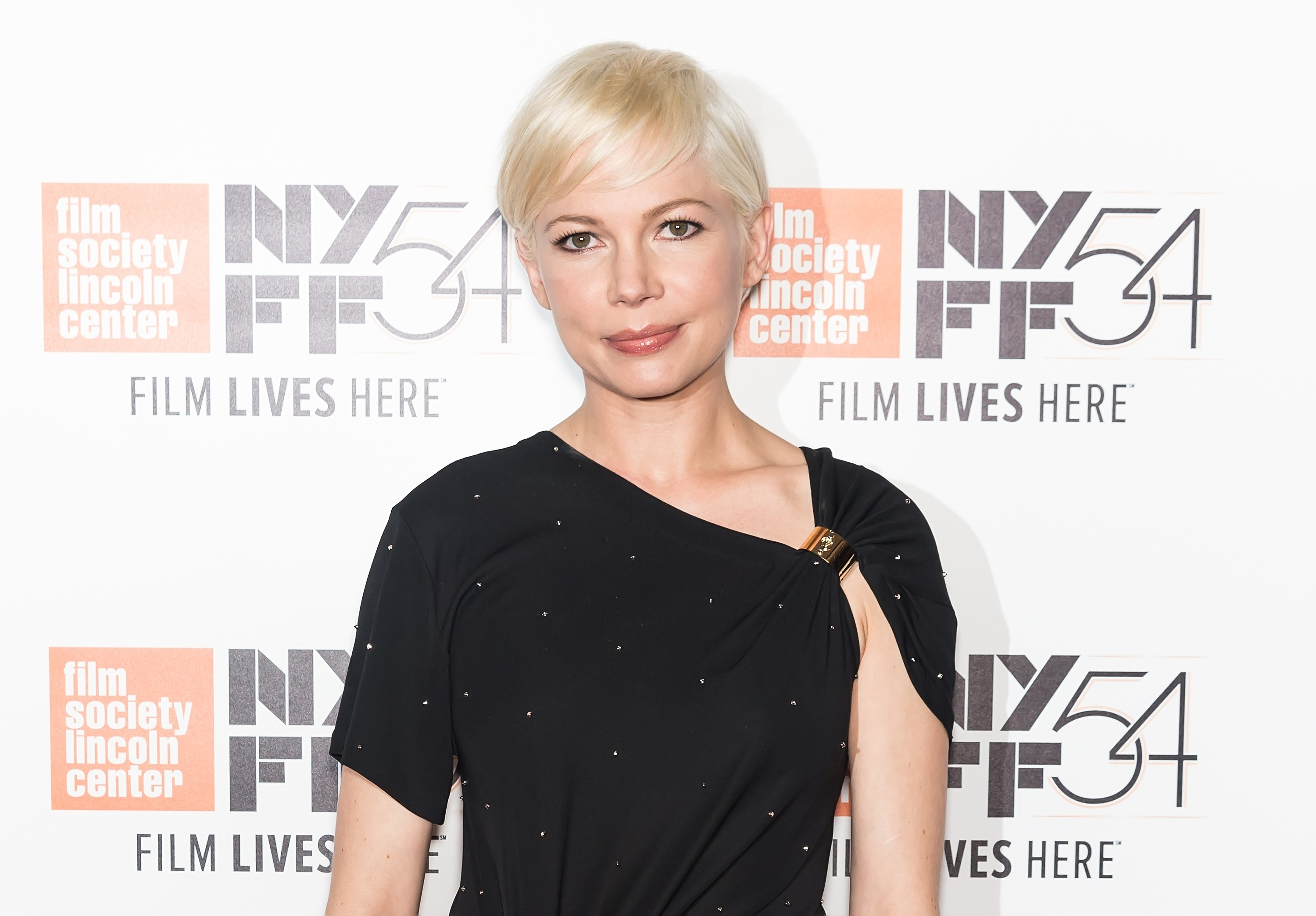 Michelle Williams attends the 'Certain Women' premiere during the 54th New York Film Festival on October 3, 2016 in New York City.