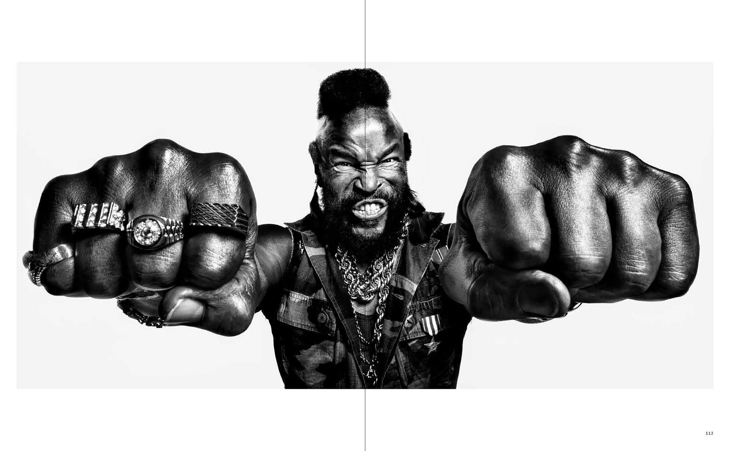 Mr. T, Roodebloem Studios, Cape Town, South Africa, 2010